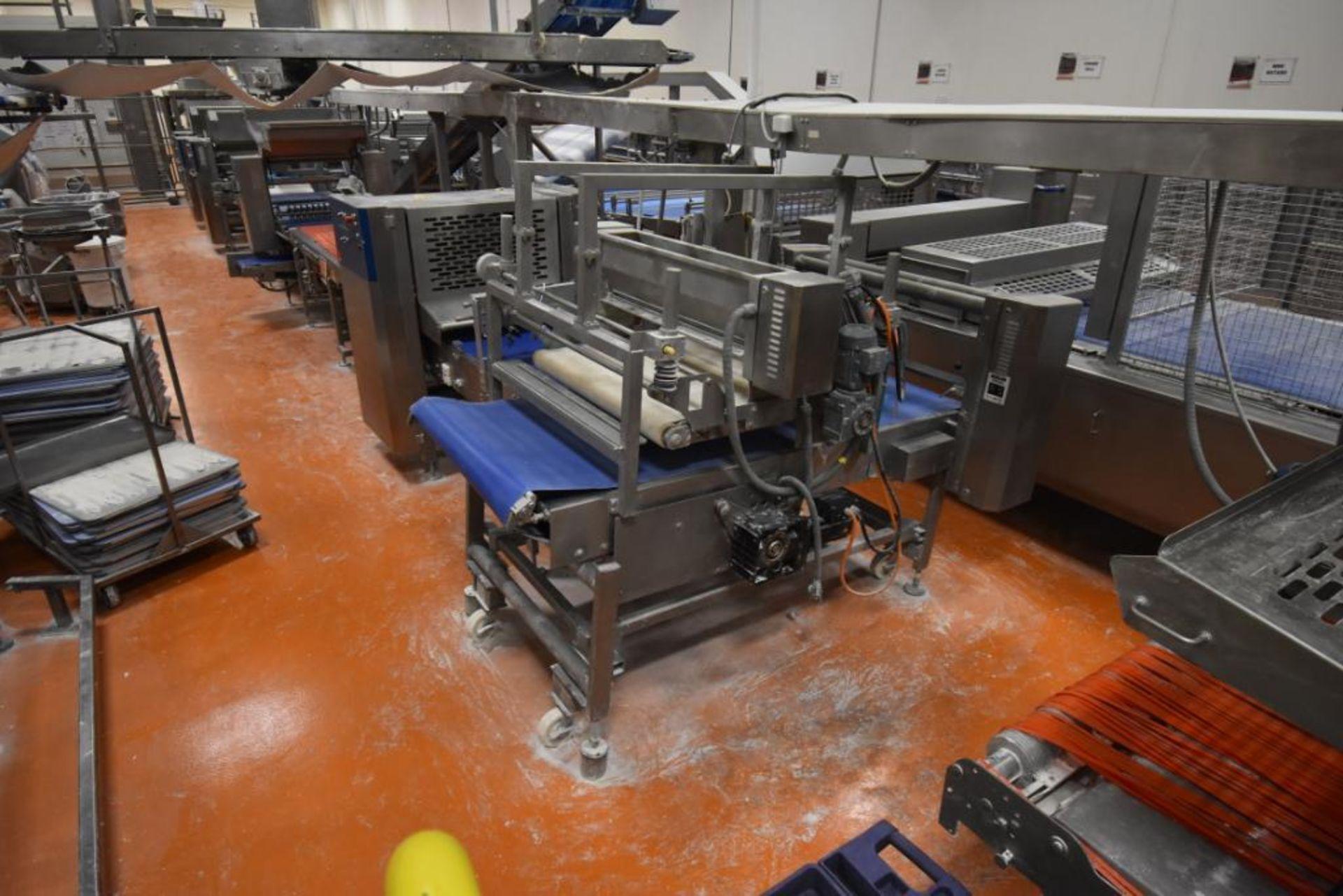 2007 Fritsch Laminator 3000 dough line - Image 279 of 280