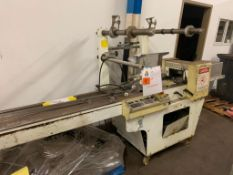 Ulma horizontal flow wrapper, model BD-20