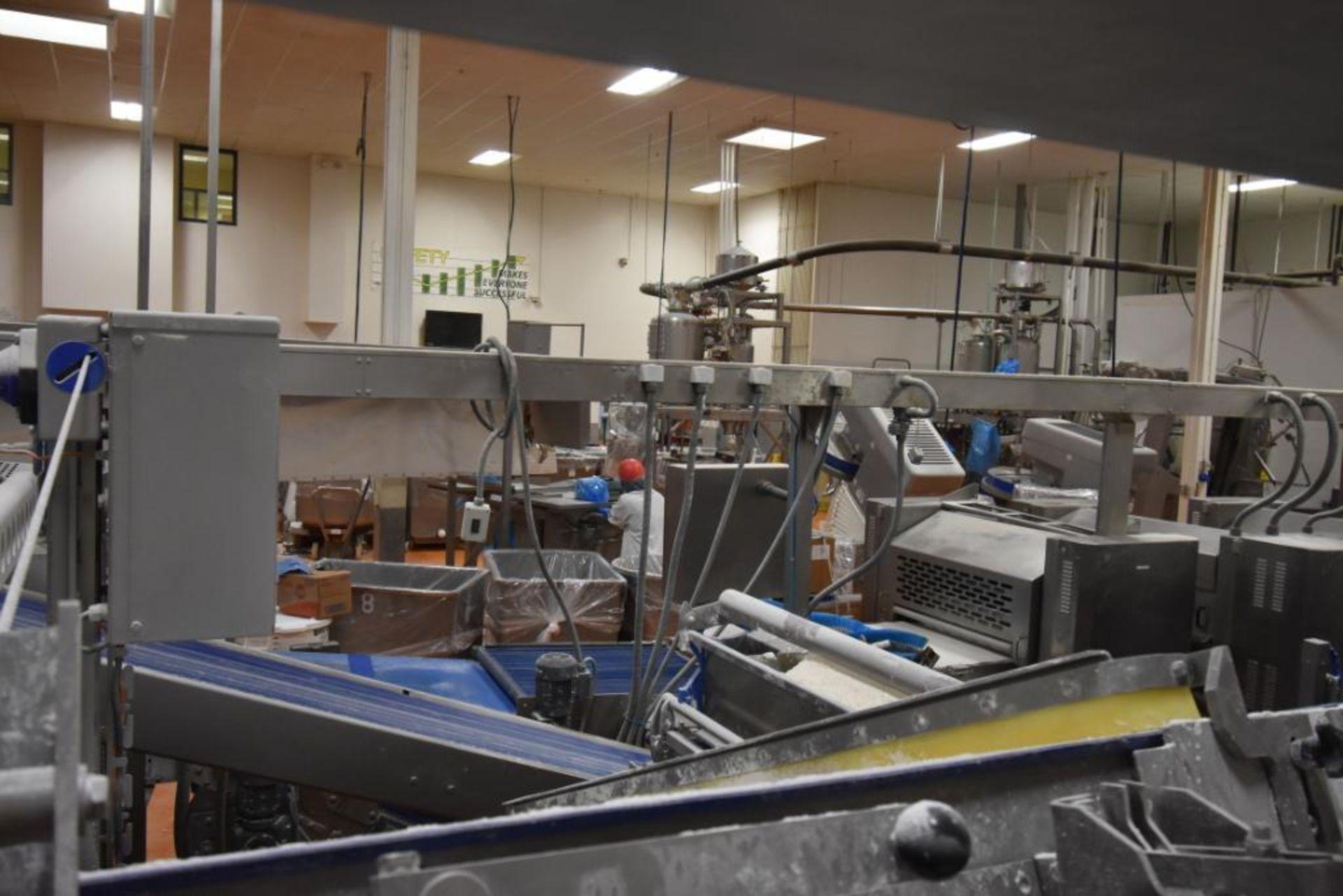 2007 Fritsch Laminator 3000 dough line - Image 113 of 280
