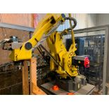 Fanuc palletizing robot, model M420iA