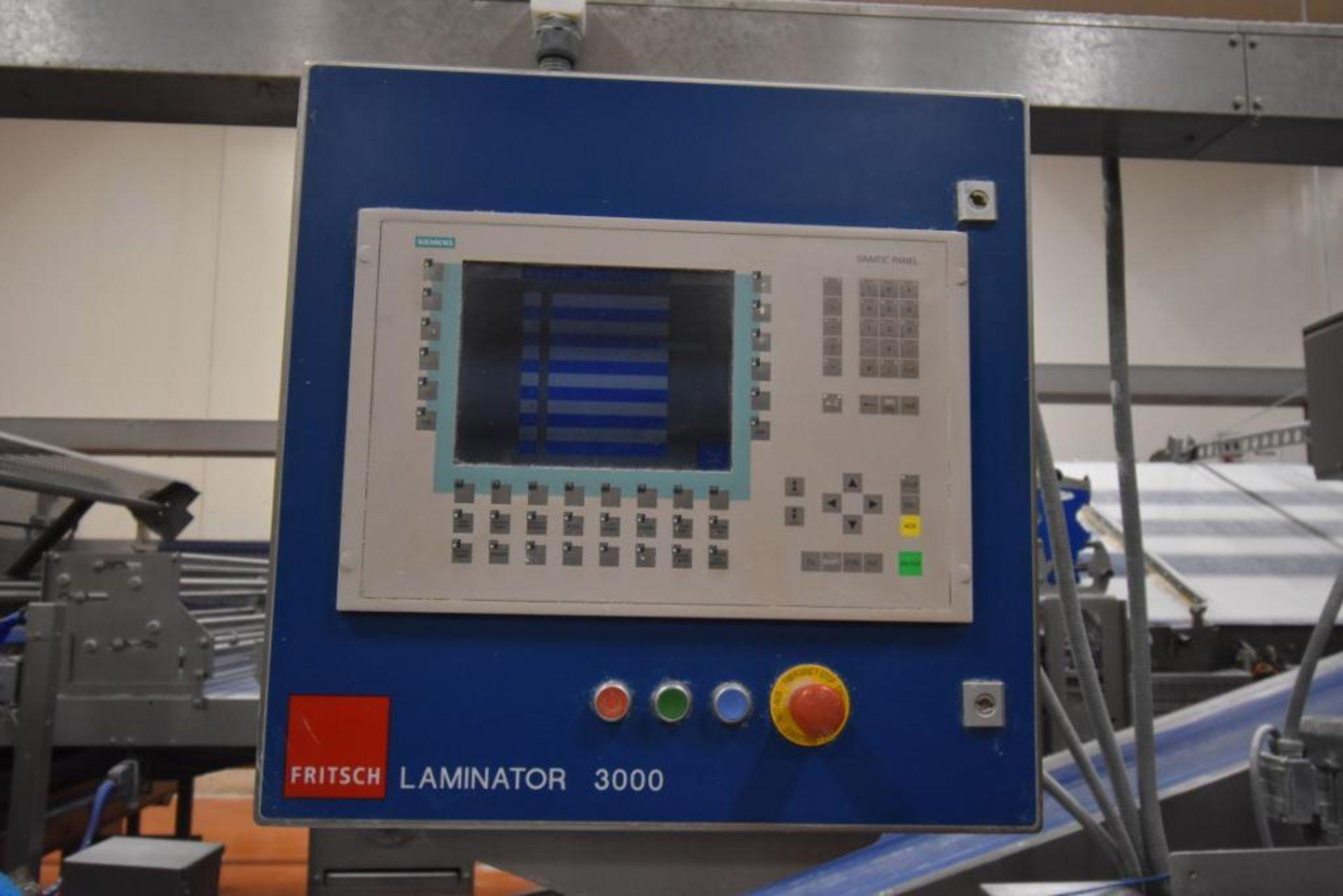 2007 Fritsch Laminator 3000 dough line - Image 85 of 280