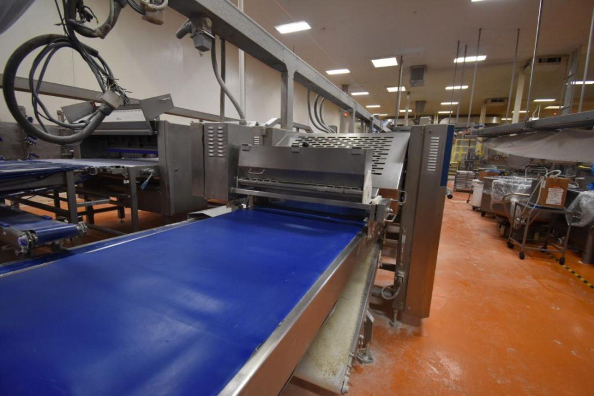 2007 Fritsch Laminator 3000 dough line - Image 58 of 280