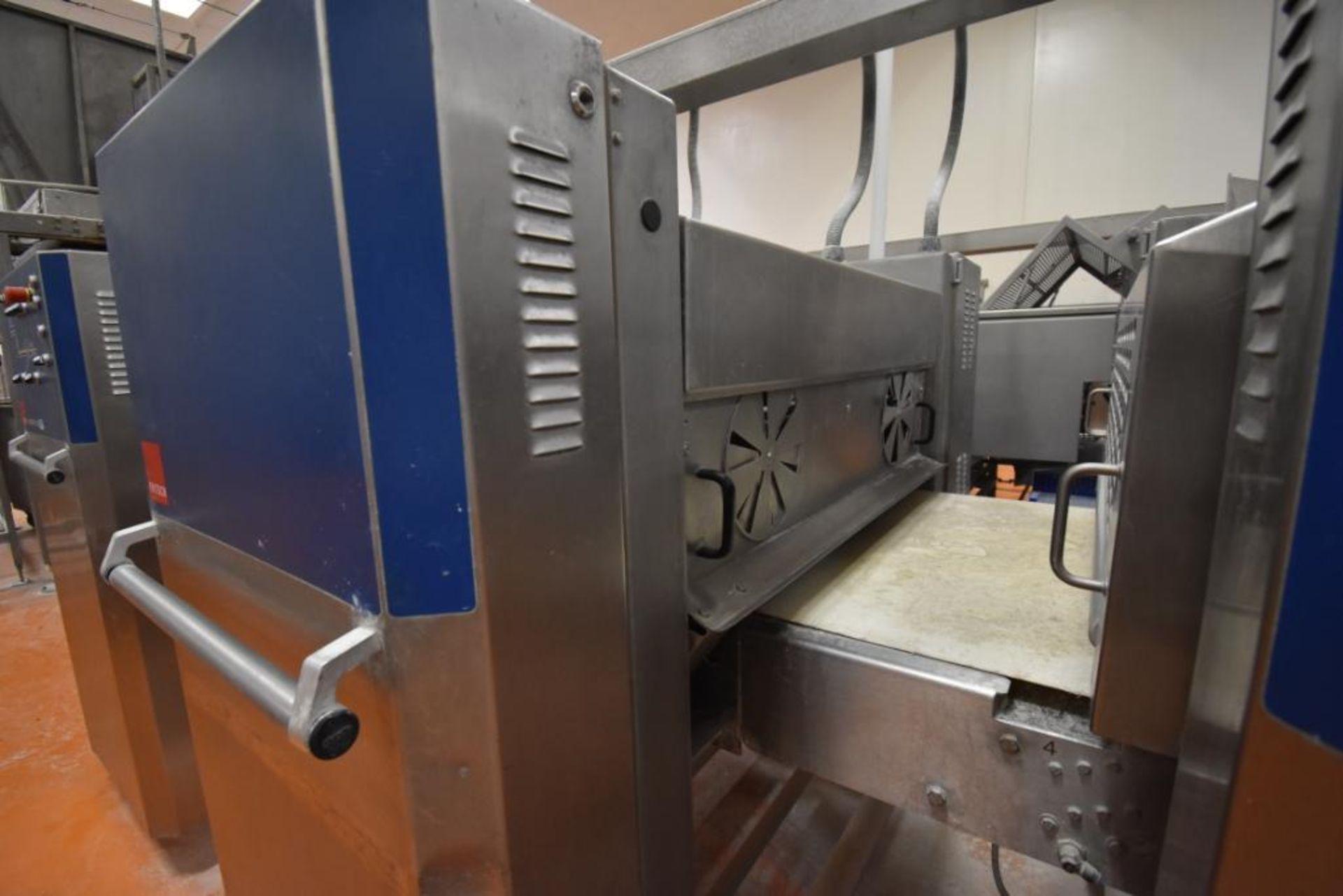 2007 Fritsch Laminator 3000 dough line - Image 70 of 280