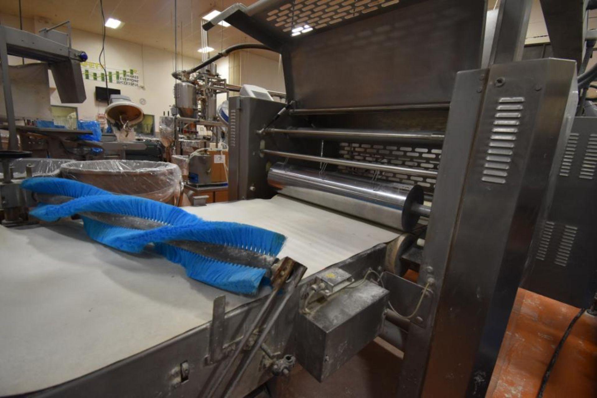 2007 Fritsch Laminator 3000 dough line - Image 150 of 280