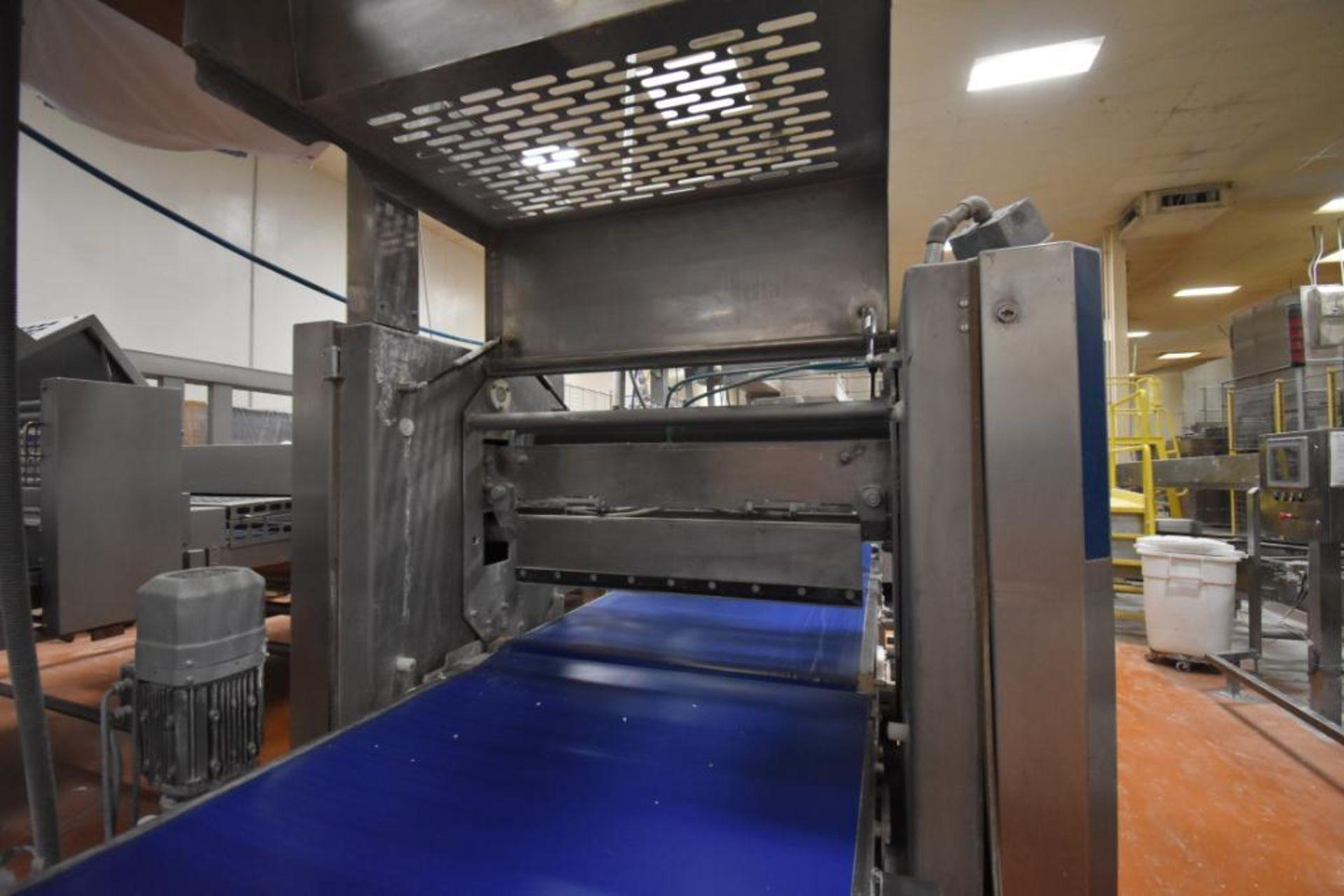 2007 Fritsch Laminator 3000 dough line - Image 163 of 280
