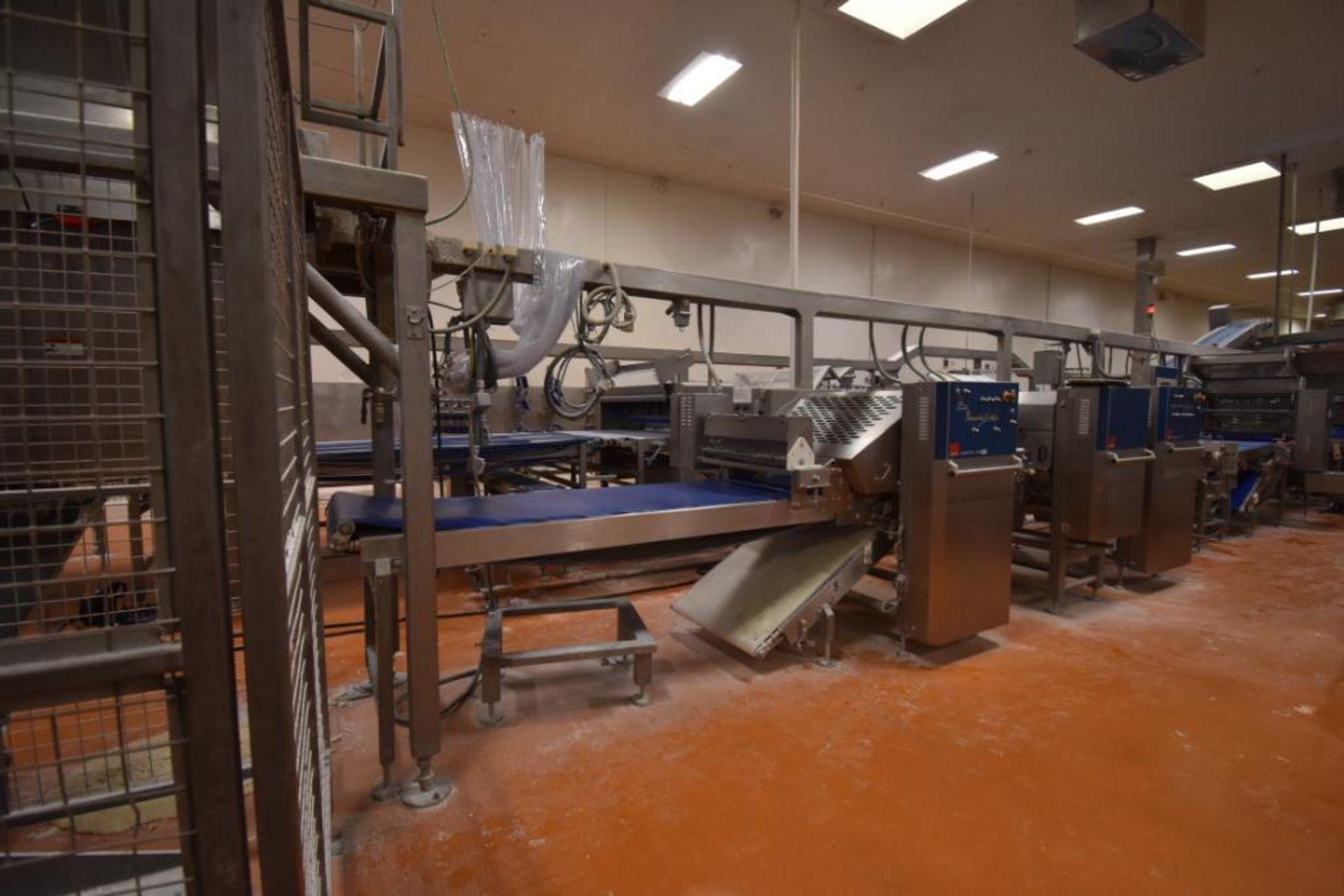 2007 Fritsch Laminator 3000 dough line - Image 52 of 280