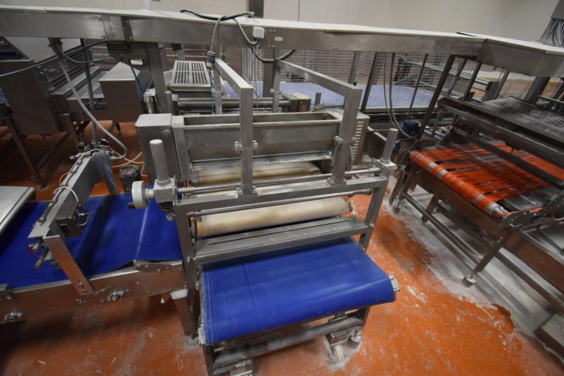 2007 Fritsch Laminator 3000 dough line - Image 274 of 280