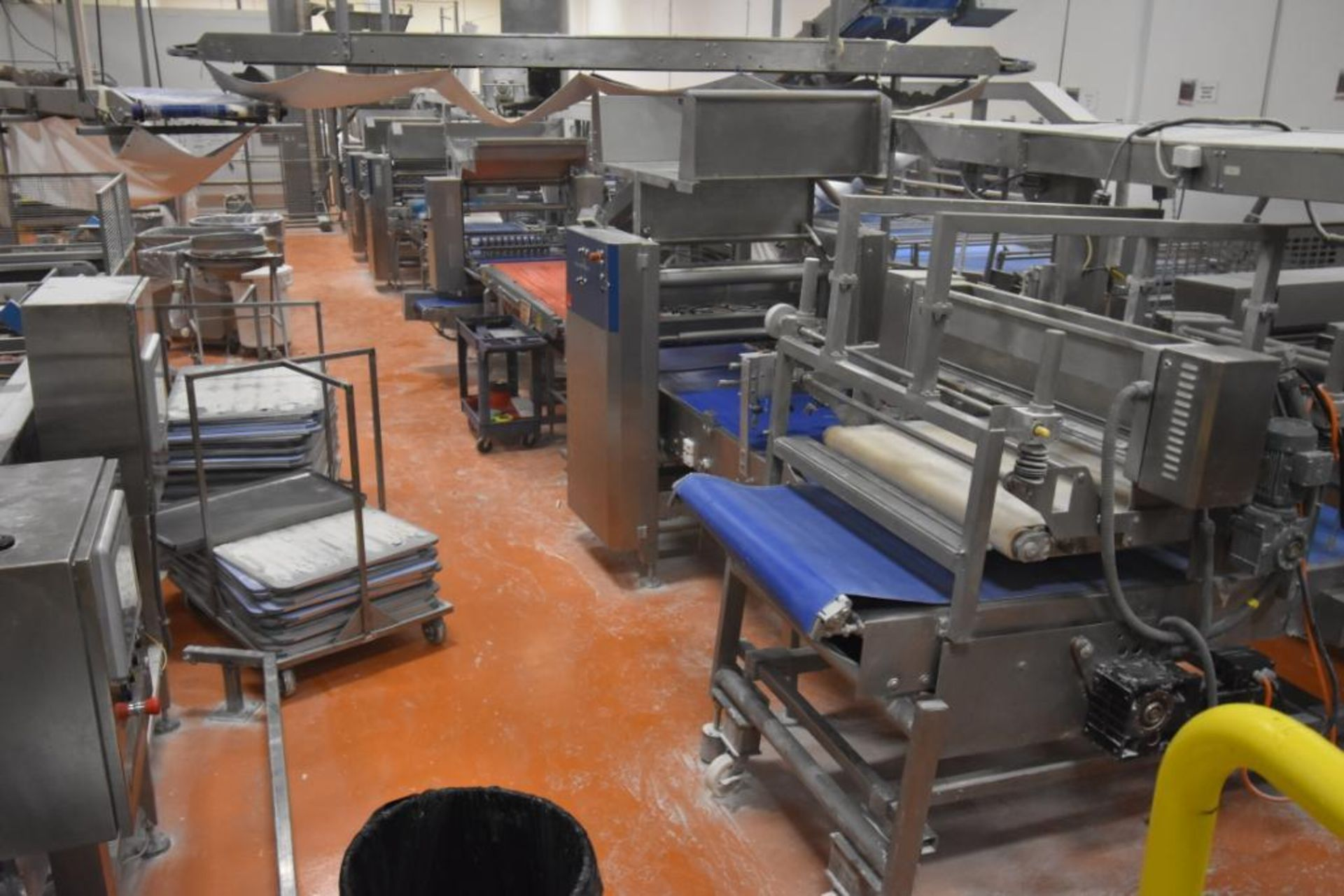 2007 Fritsch Laminator 3000 dough line - Image 179 of 280