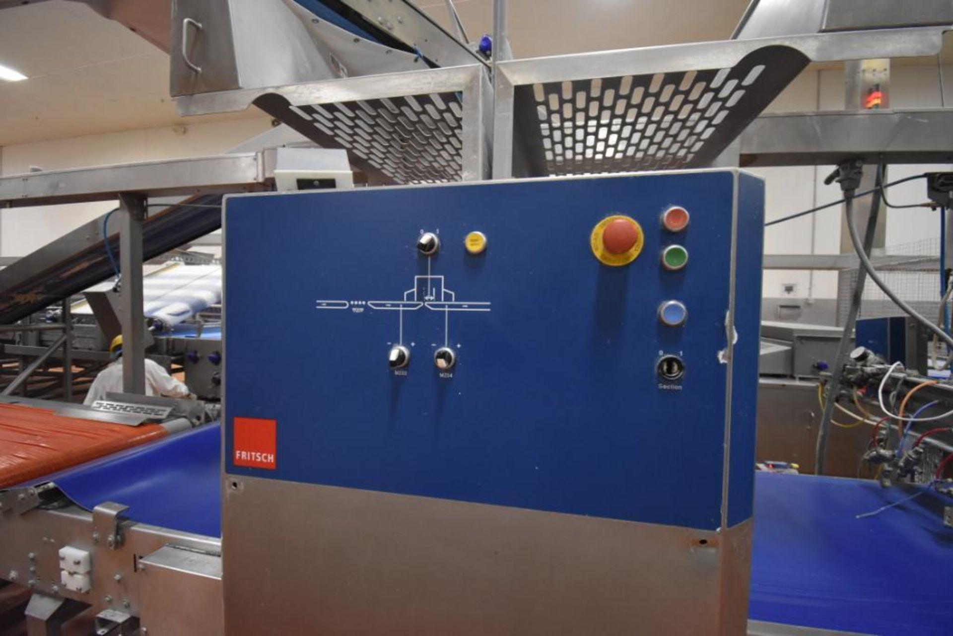 2007 Fritsch Laminator 3000 dough line - Image 165 of 280