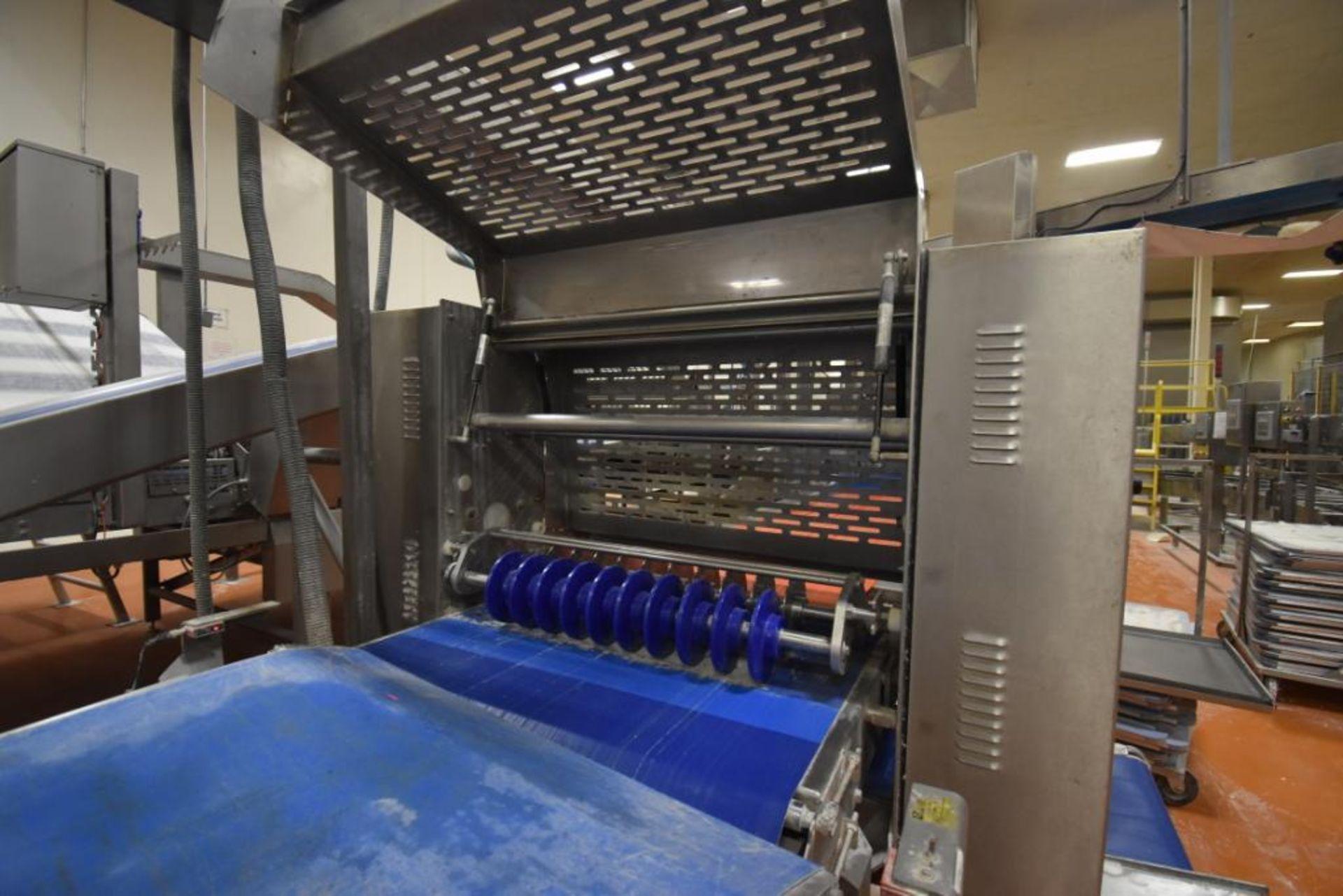 2007 Fritsch Laminator 3000 dough line - Image 96 of 280