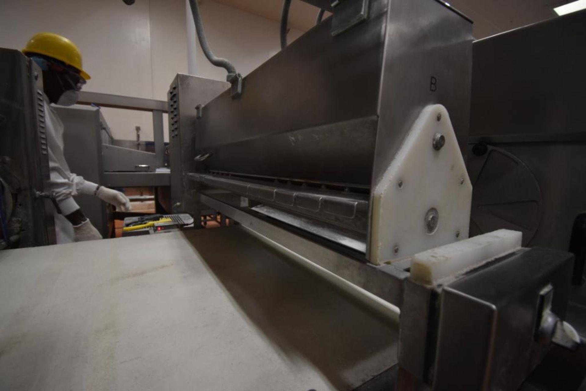 2007 Fritsch Laminator 3000 dough line - Image 133 of 280