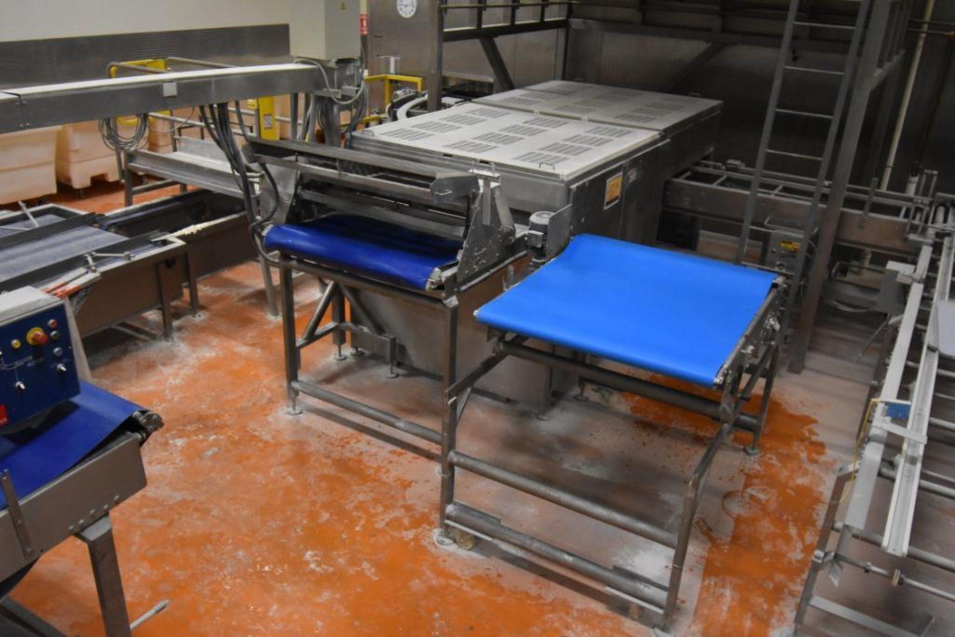 2007 Fritsch Laminator 3000 dough line - Image 244 of 280