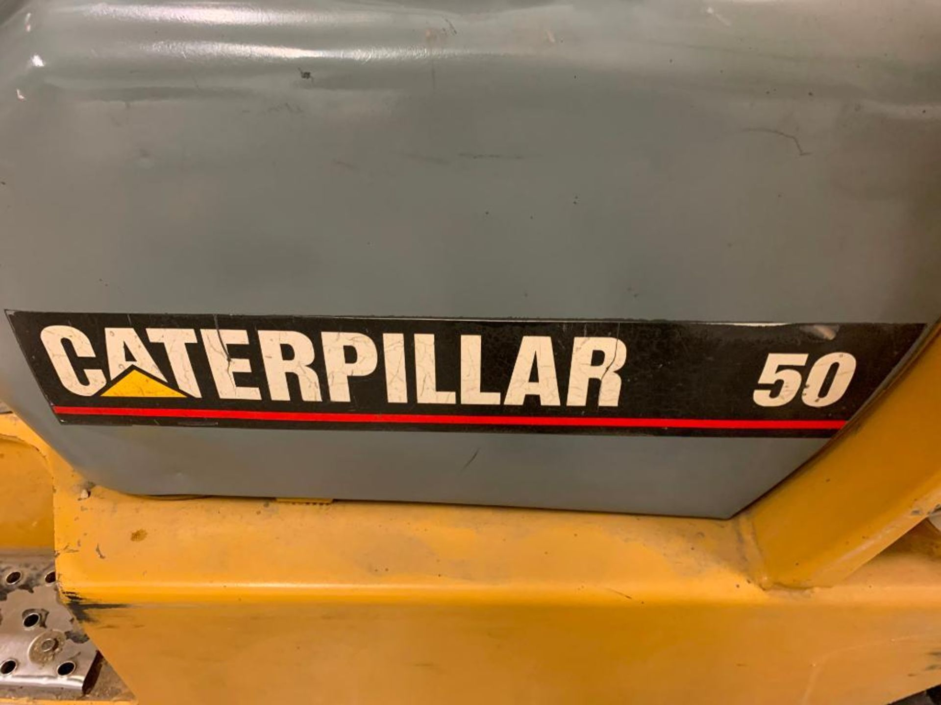 Catepillar fork truck, LP gas - Image 13 of 13