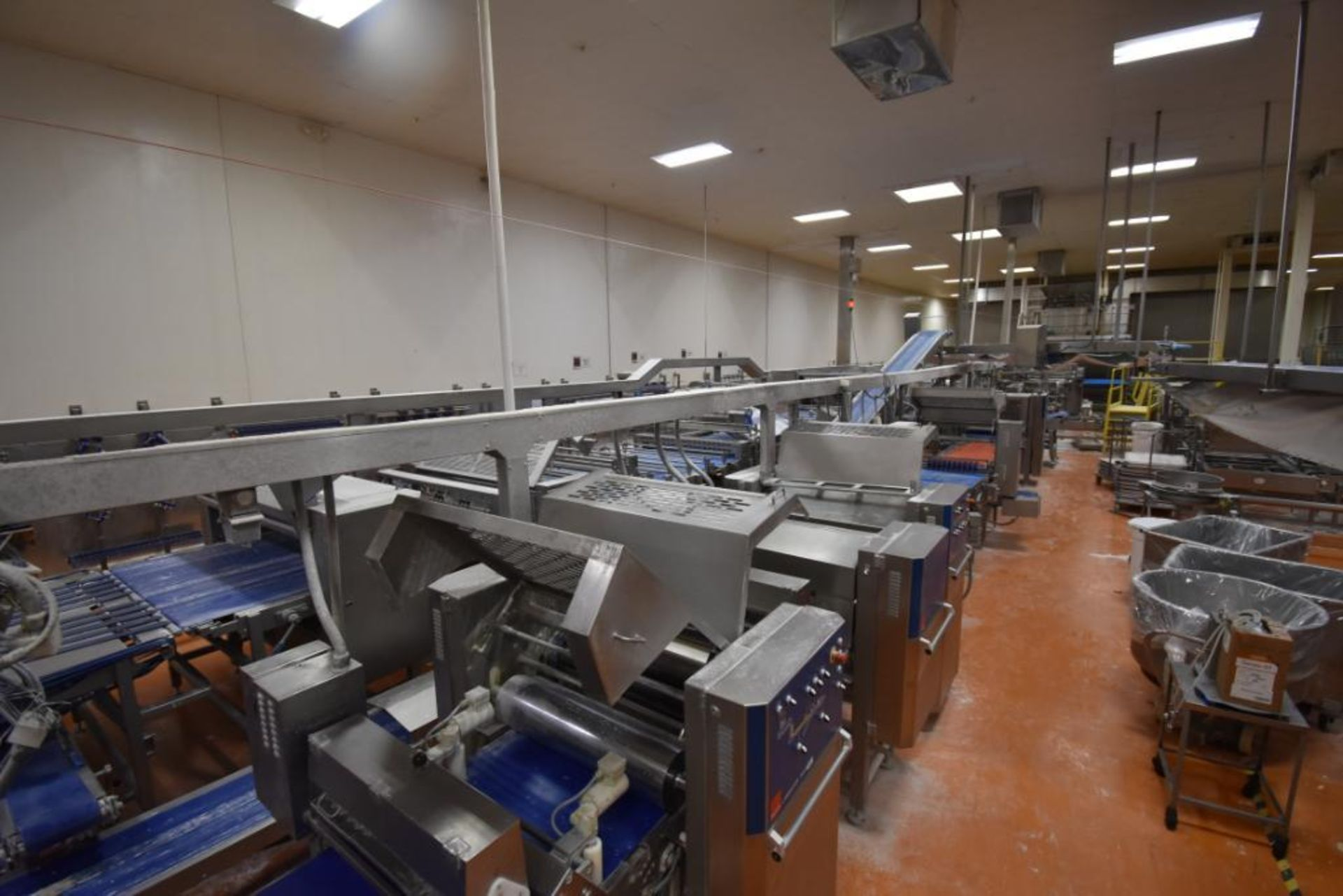 2007 Fritsch Laminator 3000 dough line - Image 259 of 280