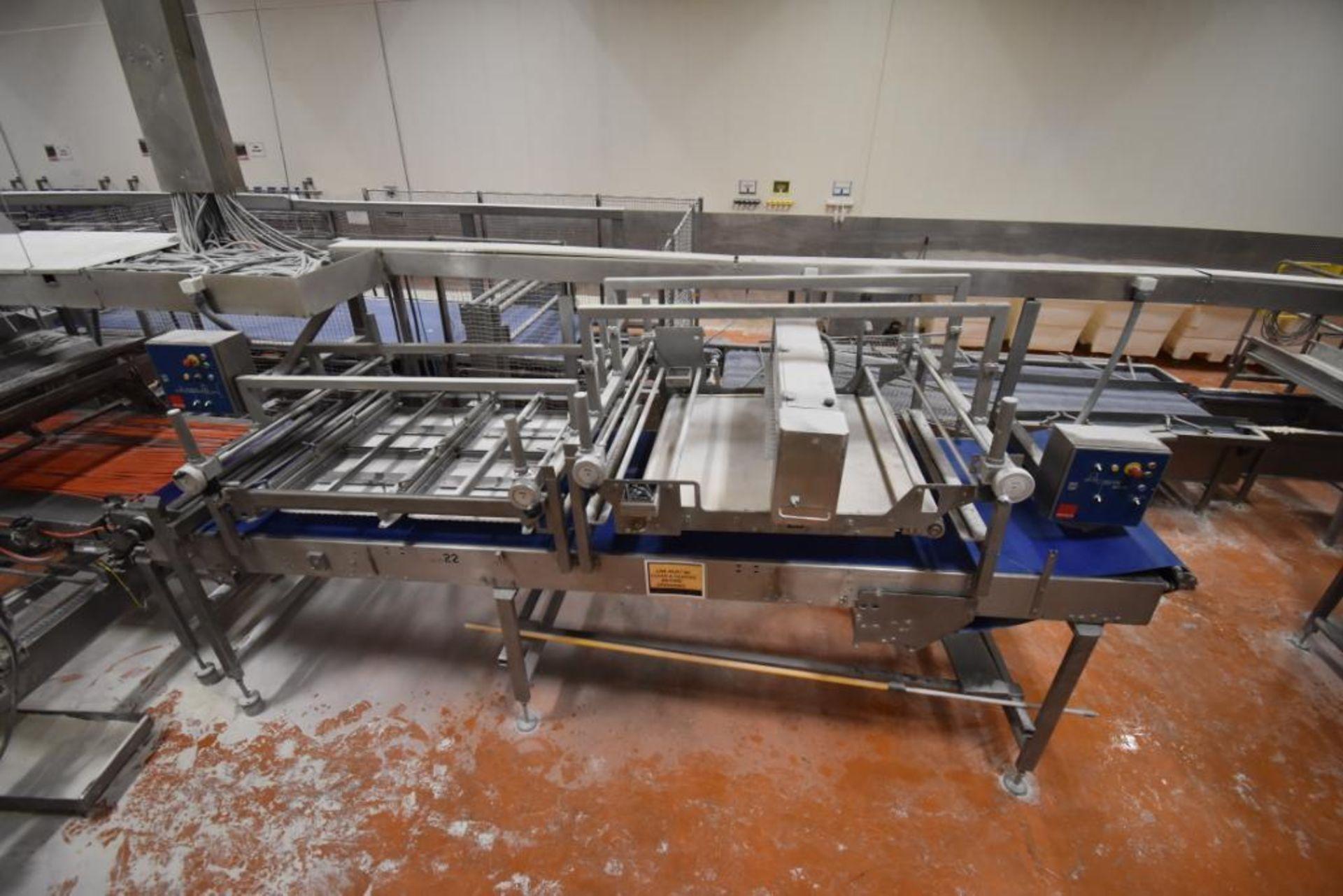 2007 Fritsch Laminator 3000 dough line - Image 238 of 280
