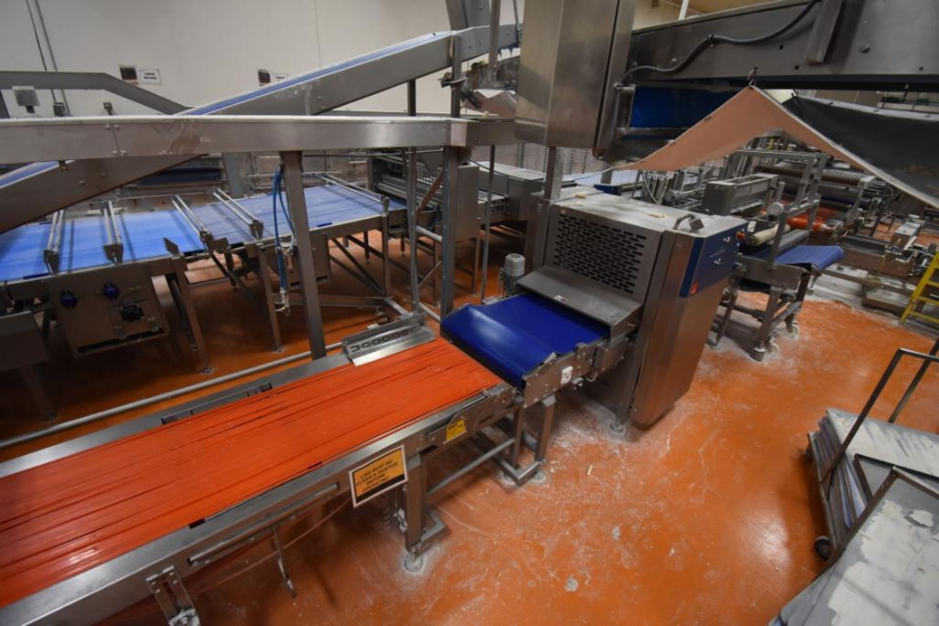 2007 Fritsch Laminator 3000 dough line - Image 269 of 280