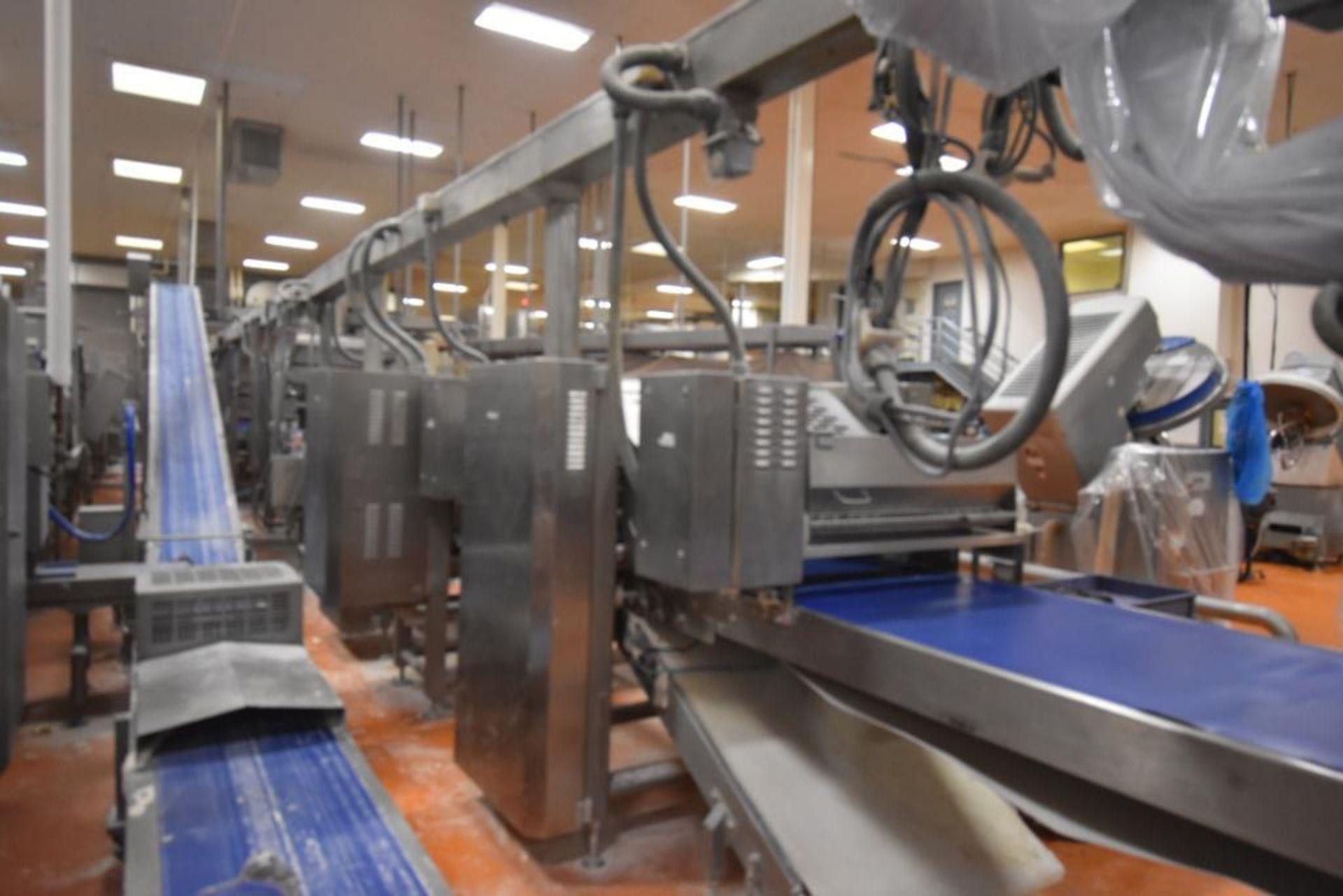 2007 Fritsch Laminator 3000 dough line - Image 2 of 280