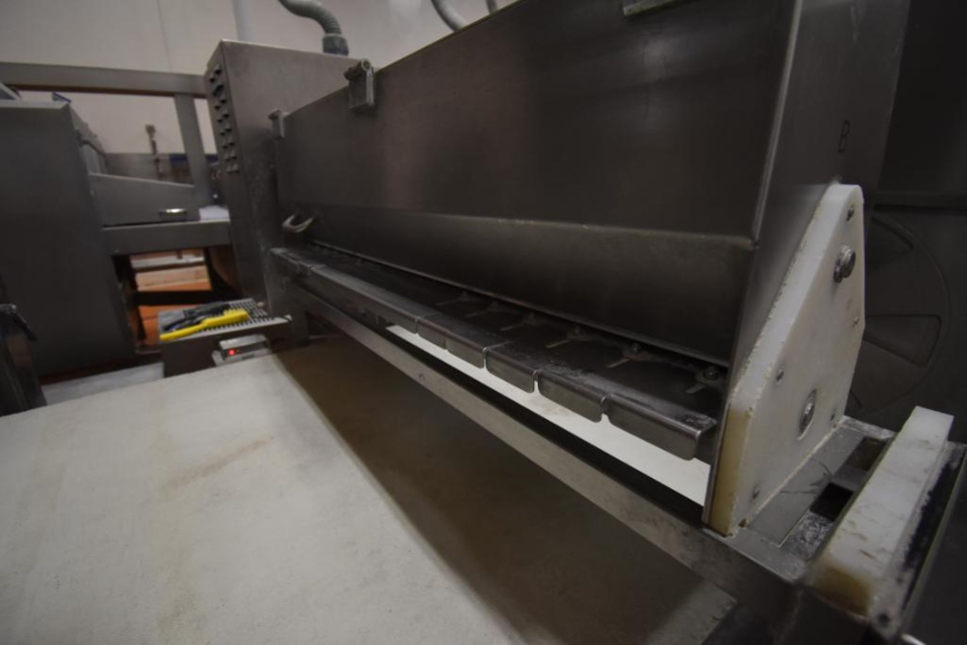 2007 Fritsch Laminator 3000 dough line - Image 134 of 280