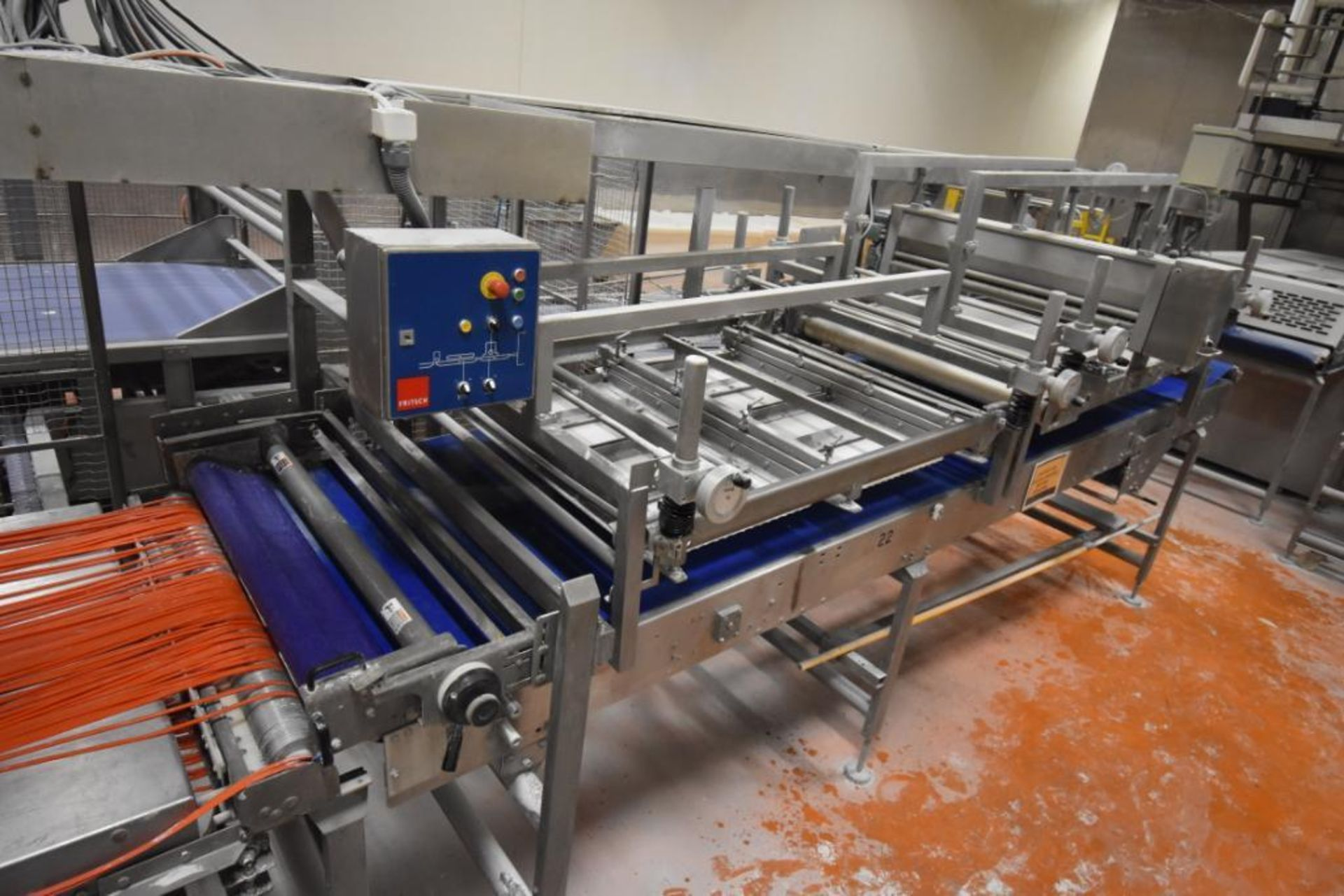 2007 Fritsch Laminator 3000 dough line - Image 184 of 280