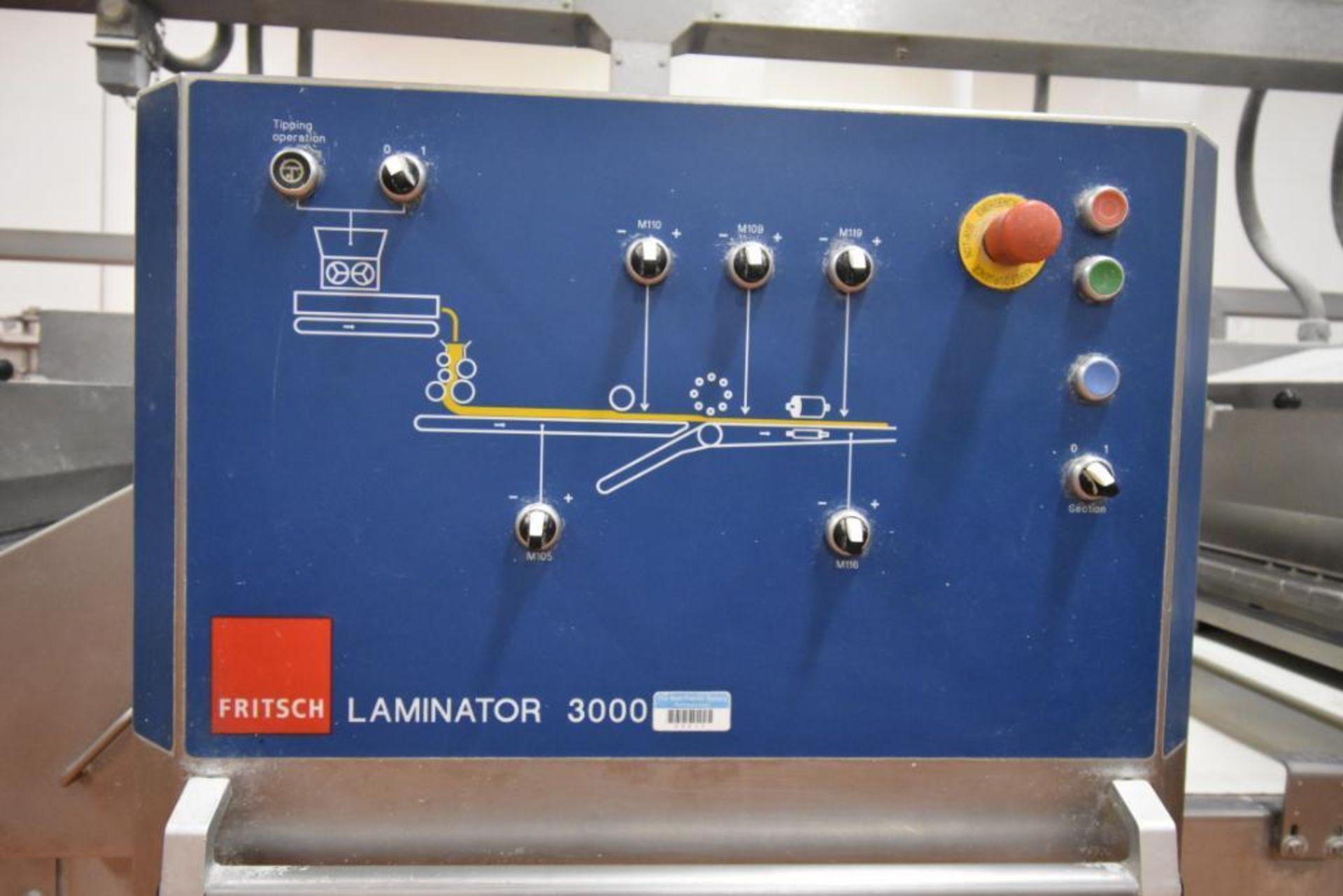 2007 Fritsch Laminator 3000 dough line - Image 62 of 280
