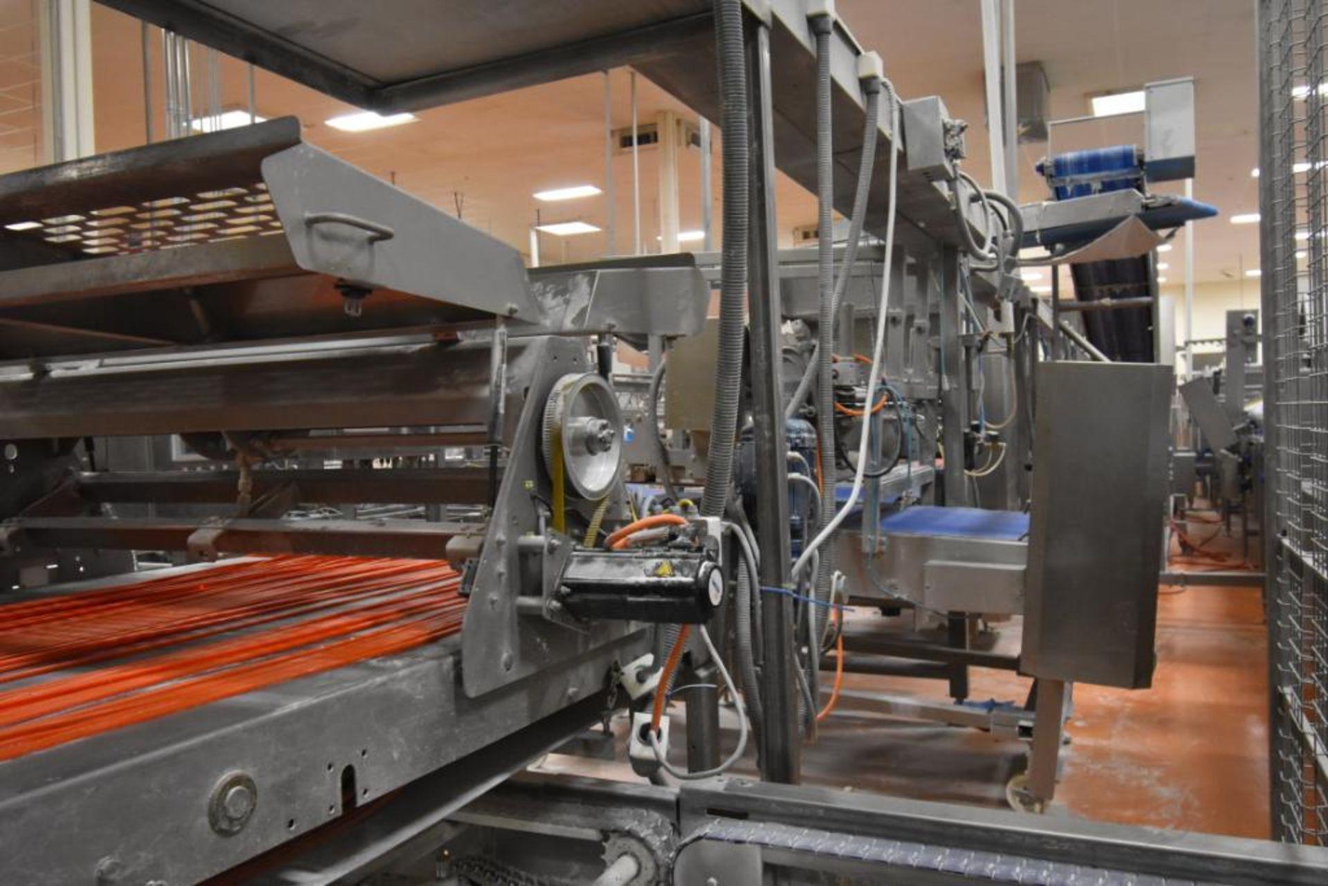 2007 Fritsch Laminator 3000 dough line - Image 228 of 280