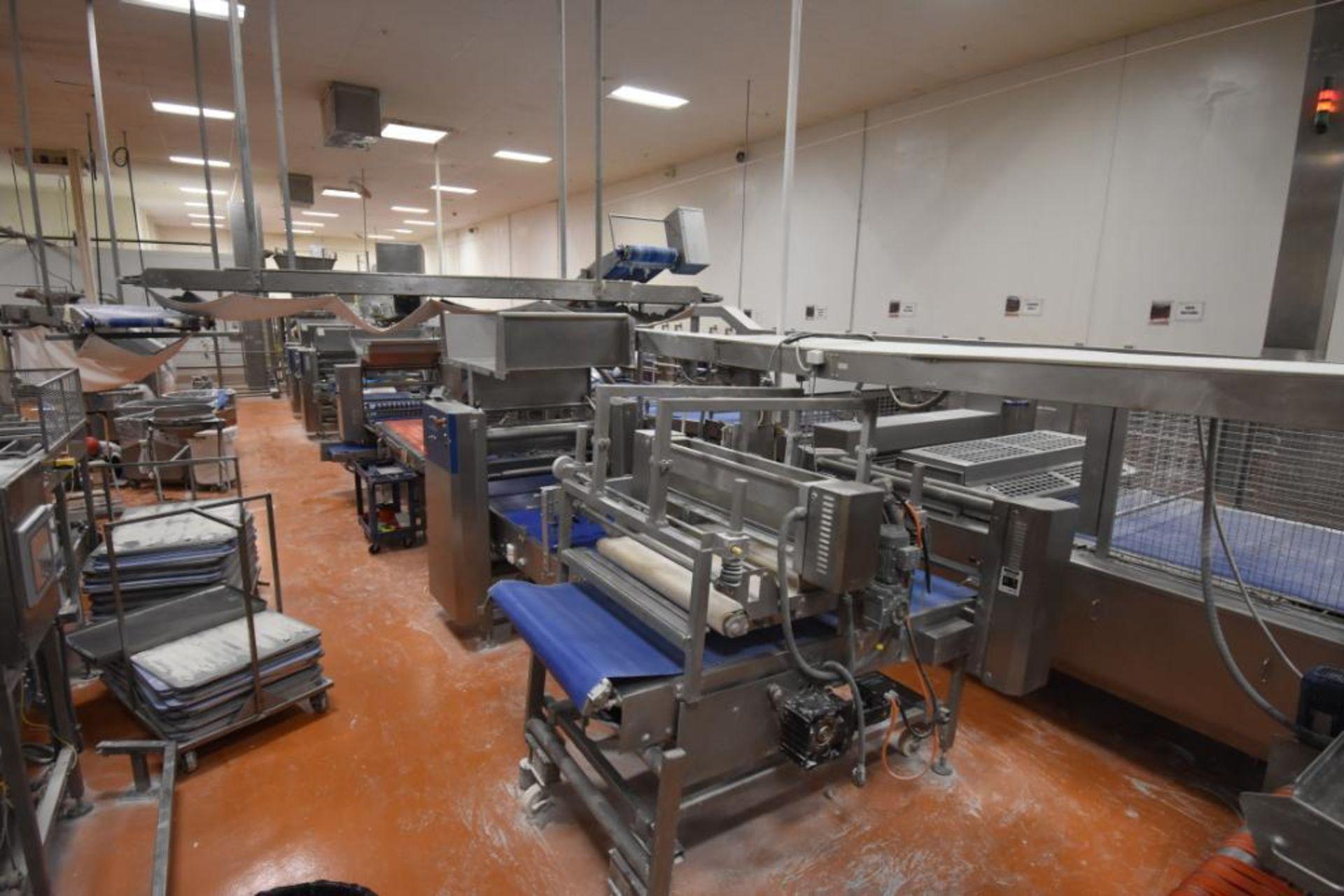 2007 Fritsch Laminator 3000 dough line - Image 237 of 280