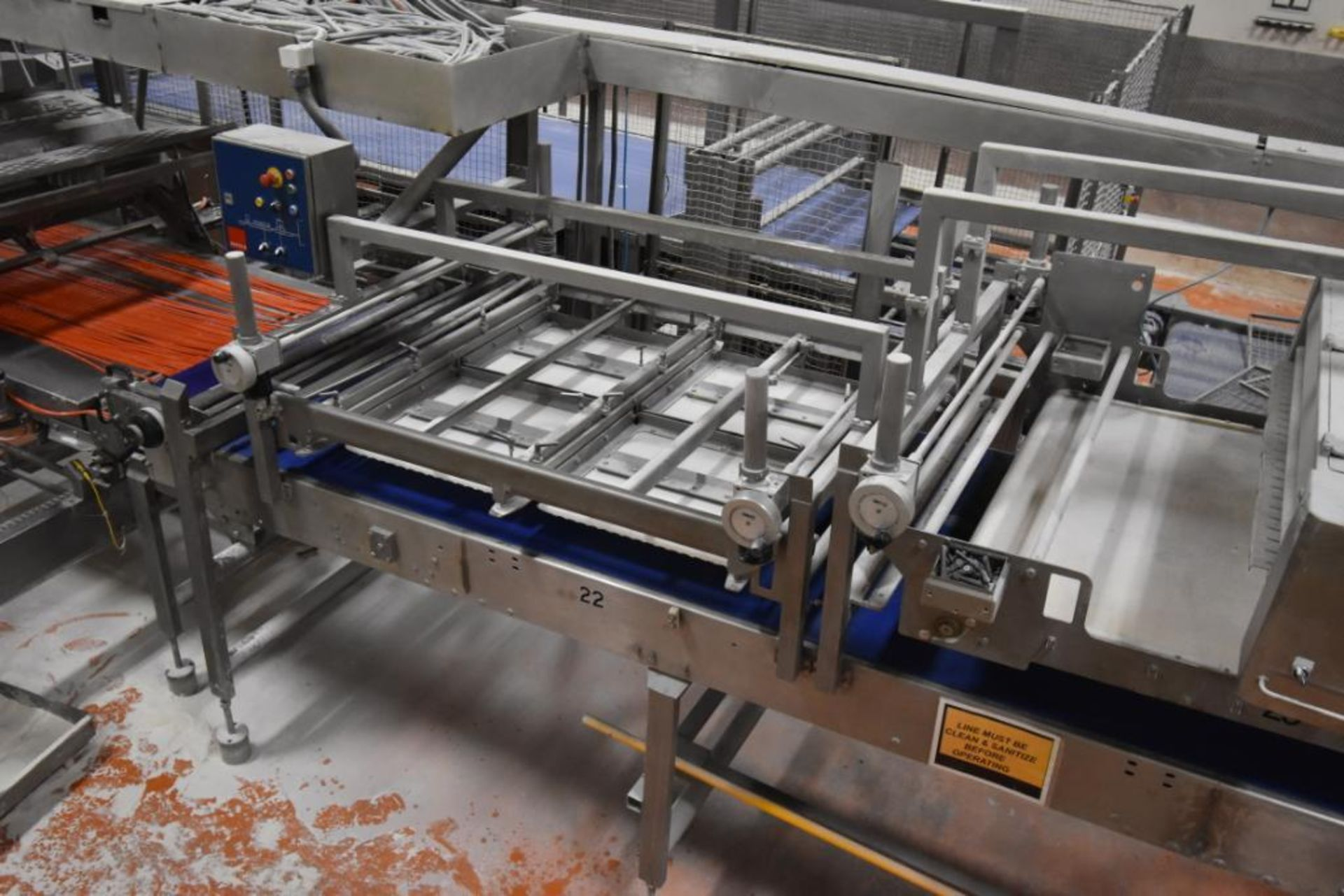 2007 Fritsch Laminator 3000 dough line - Image 241 of 280
