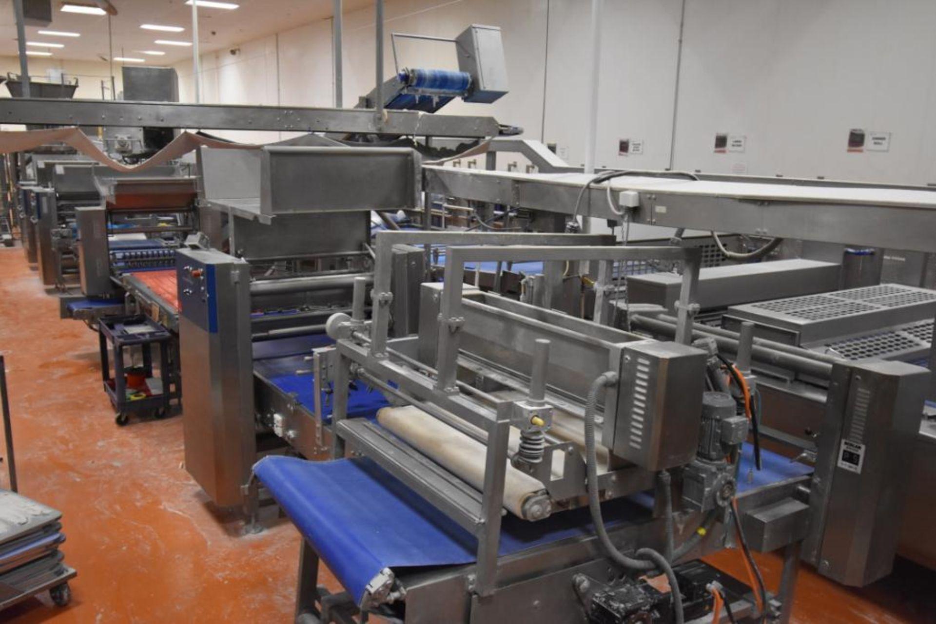 2007 Fritsch Laminator 3000 dough line - Image 236 of 280