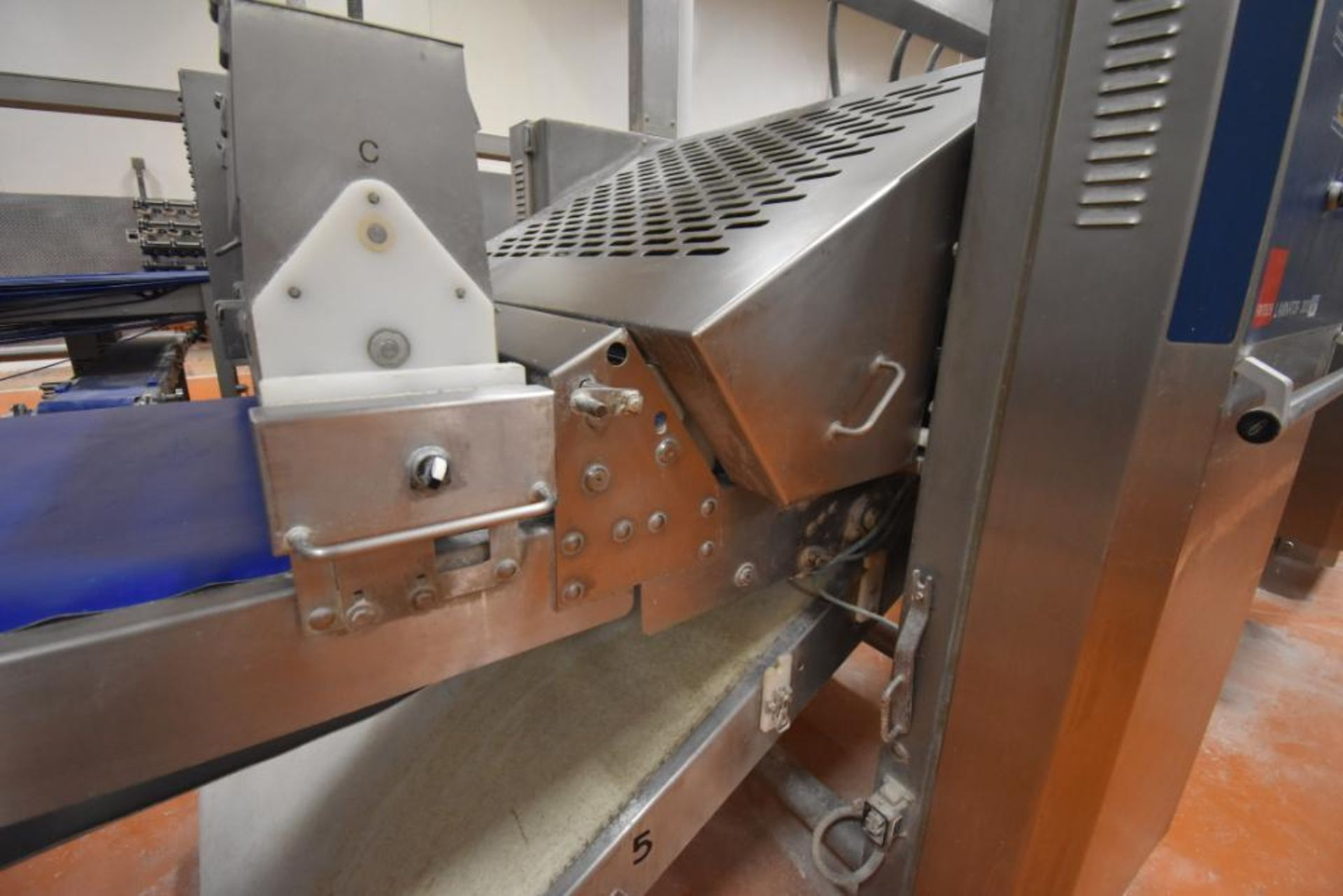 2007 Fritsch Laminator 3000 dough line - Image 59 of 280