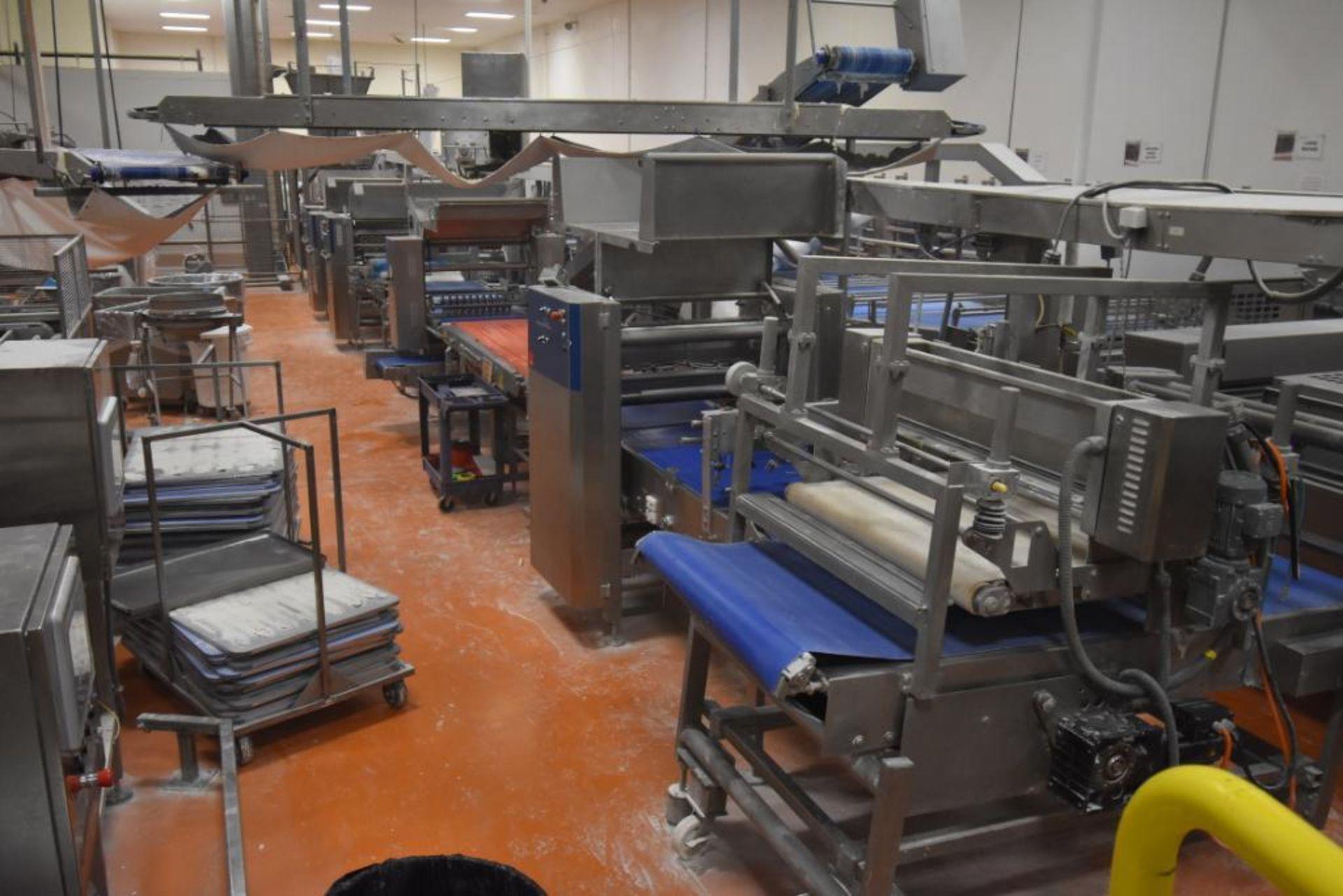 2007 Fritsch Laminator 3000 dough line - Image 180 of 280