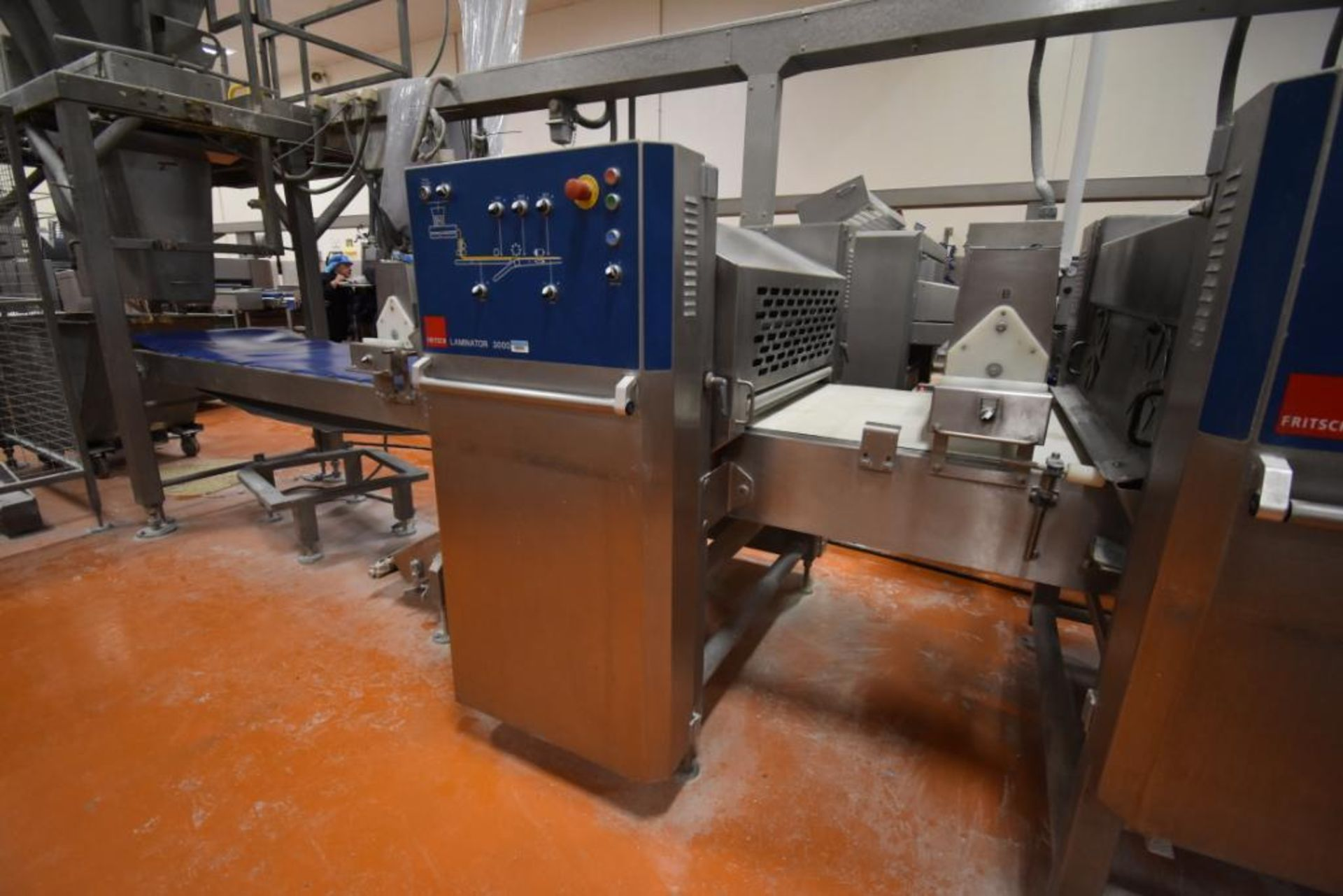 2007 Fritsch Laminator 3000 dough line - Image 64 of 280