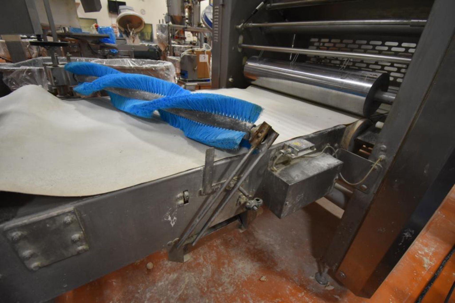 2007 Fritsch Laminator 3000 dough line - Image 149 of 280