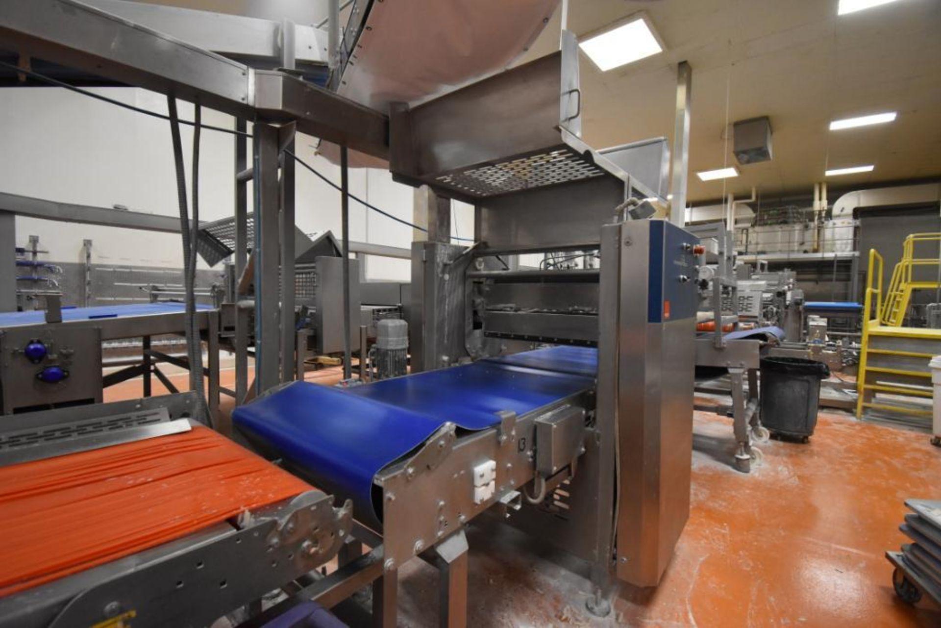 2007 Fritsch Laminator 3000 dough line - Image 160 of 280