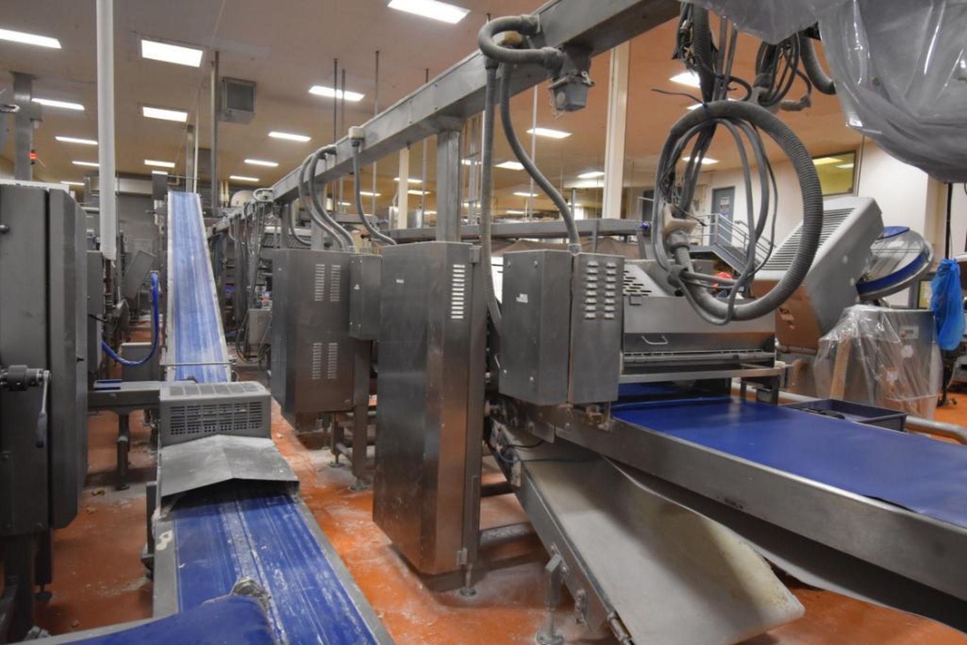 2007 Fritsch Laminator 3000 dough line - Image 104 of 280