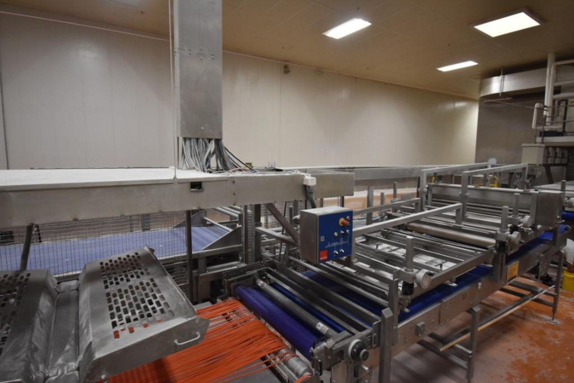 2007 Fritsch Laminator 3000 dough line - Image 235 of 280