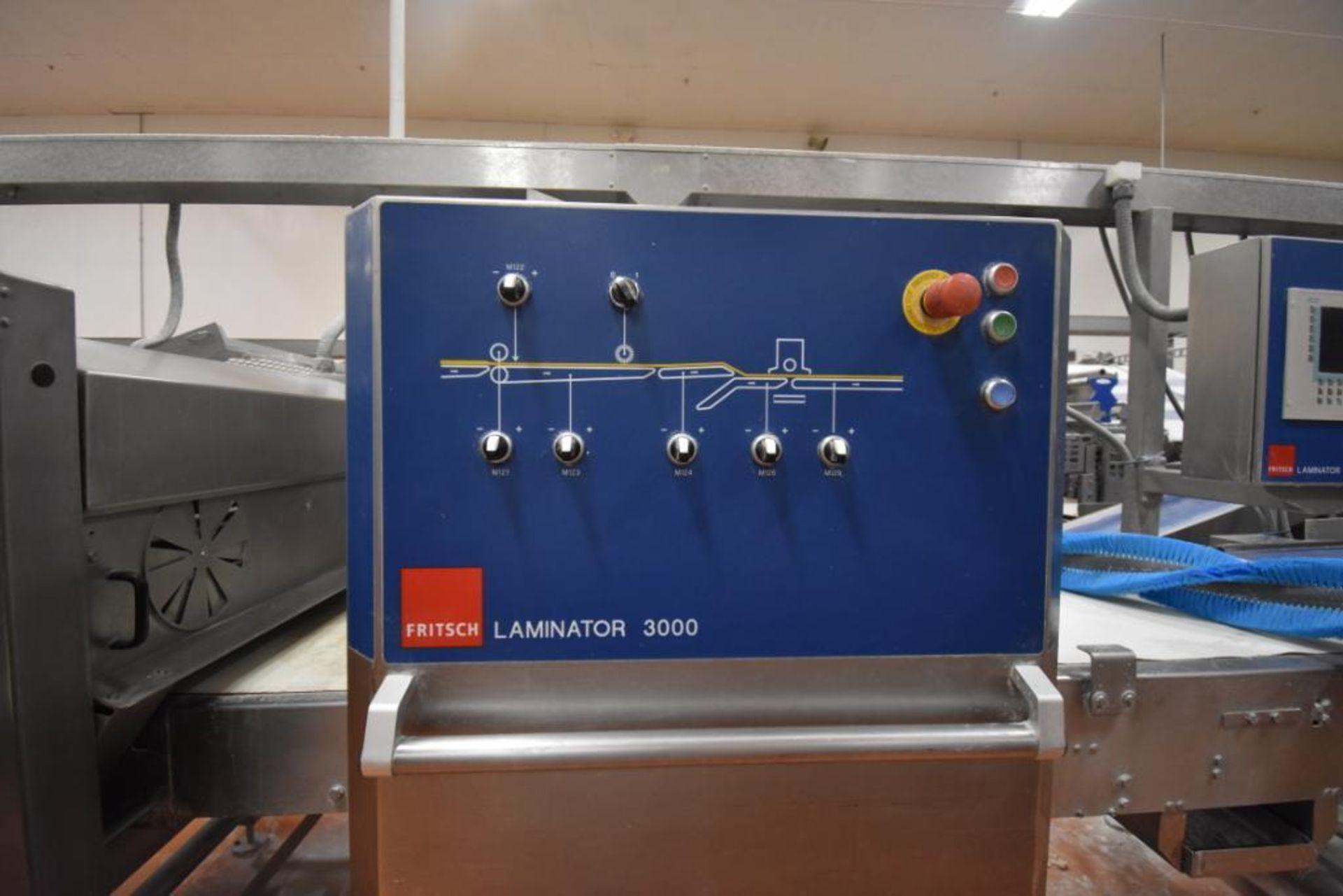 2007 Fritsch Laminator 3000 dough line - Image 73 of 280