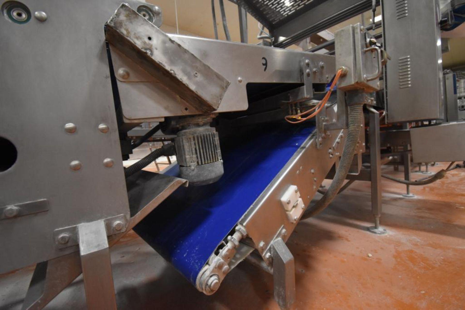 2007 Fritsch Laminator 3000 dough line - Image 143 of 280