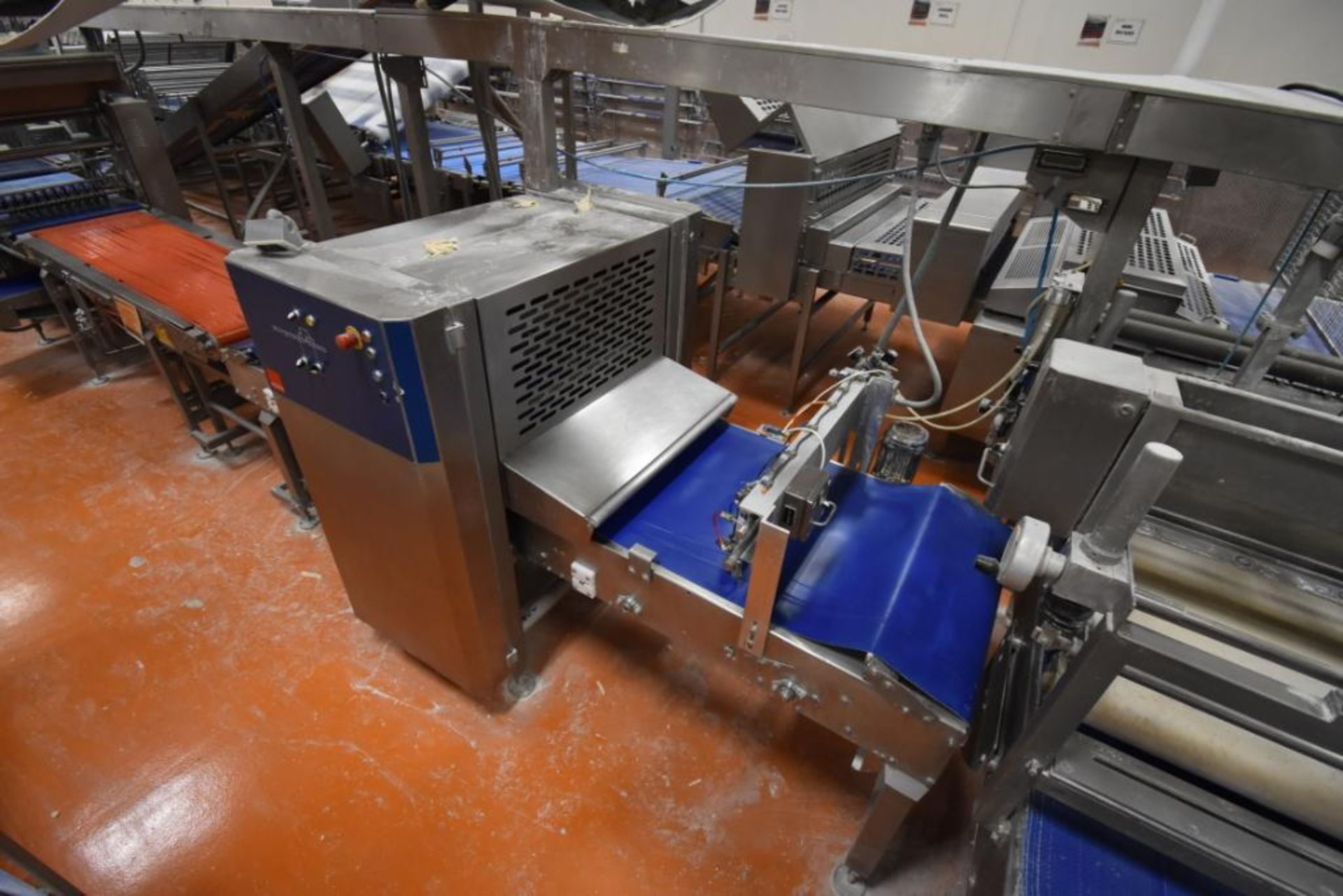 2007 Fritsch Laminator 3000 dough line - Image 275 of 280