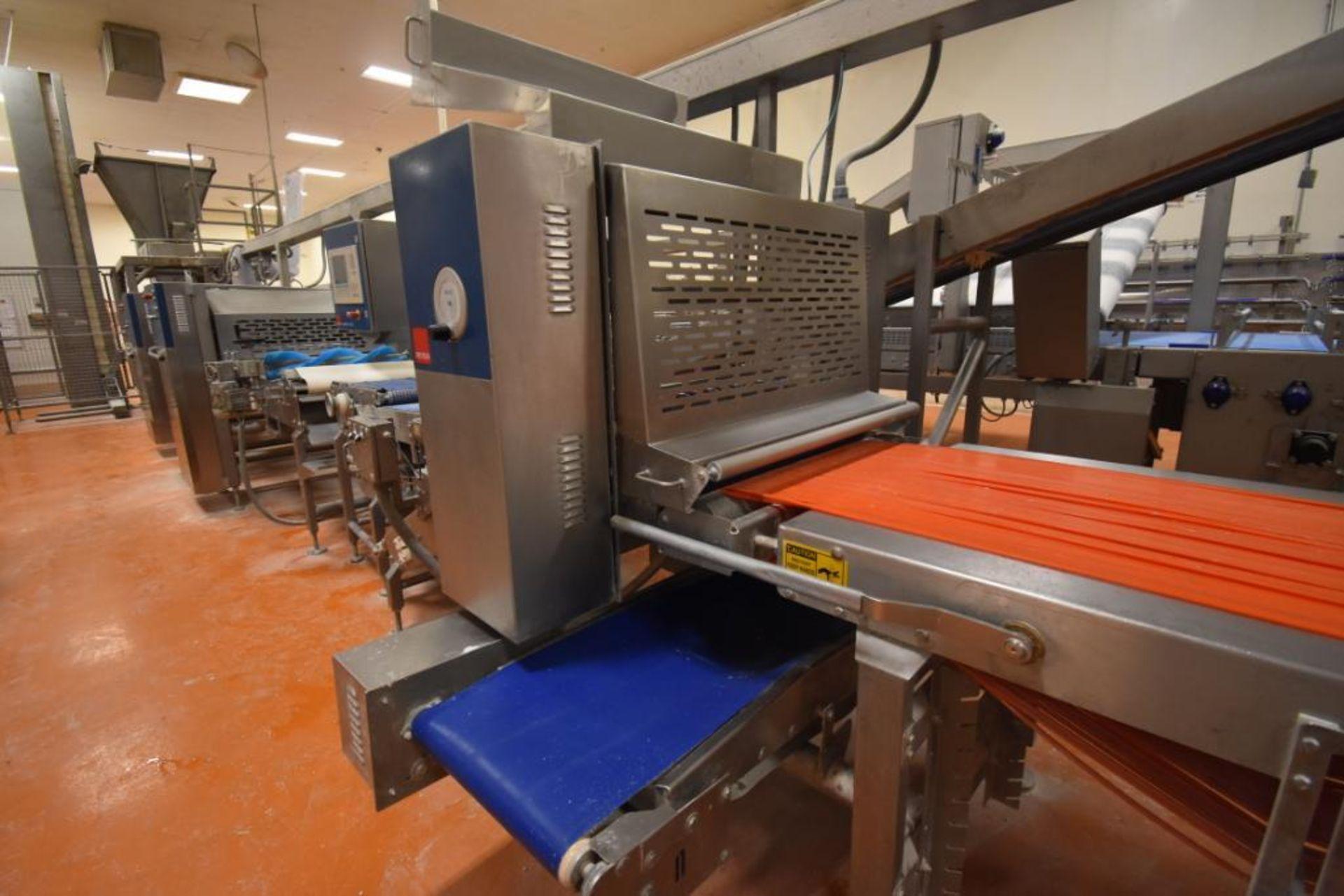 2007 Fritsch Laminator 3000 dough line - Image 100 of 280