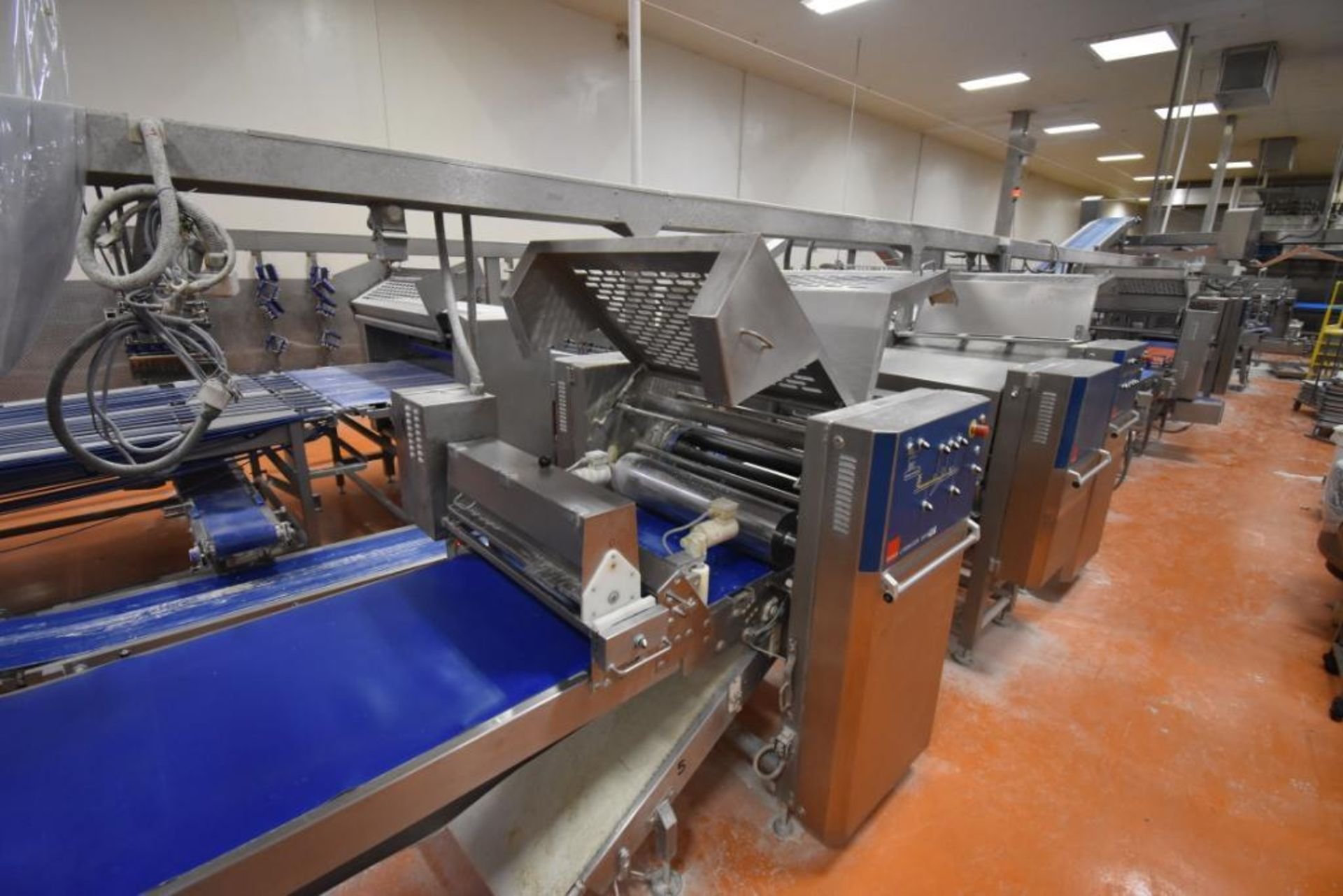 2007 Fritsch Laminator 3000 dough line - Image 258 of 280