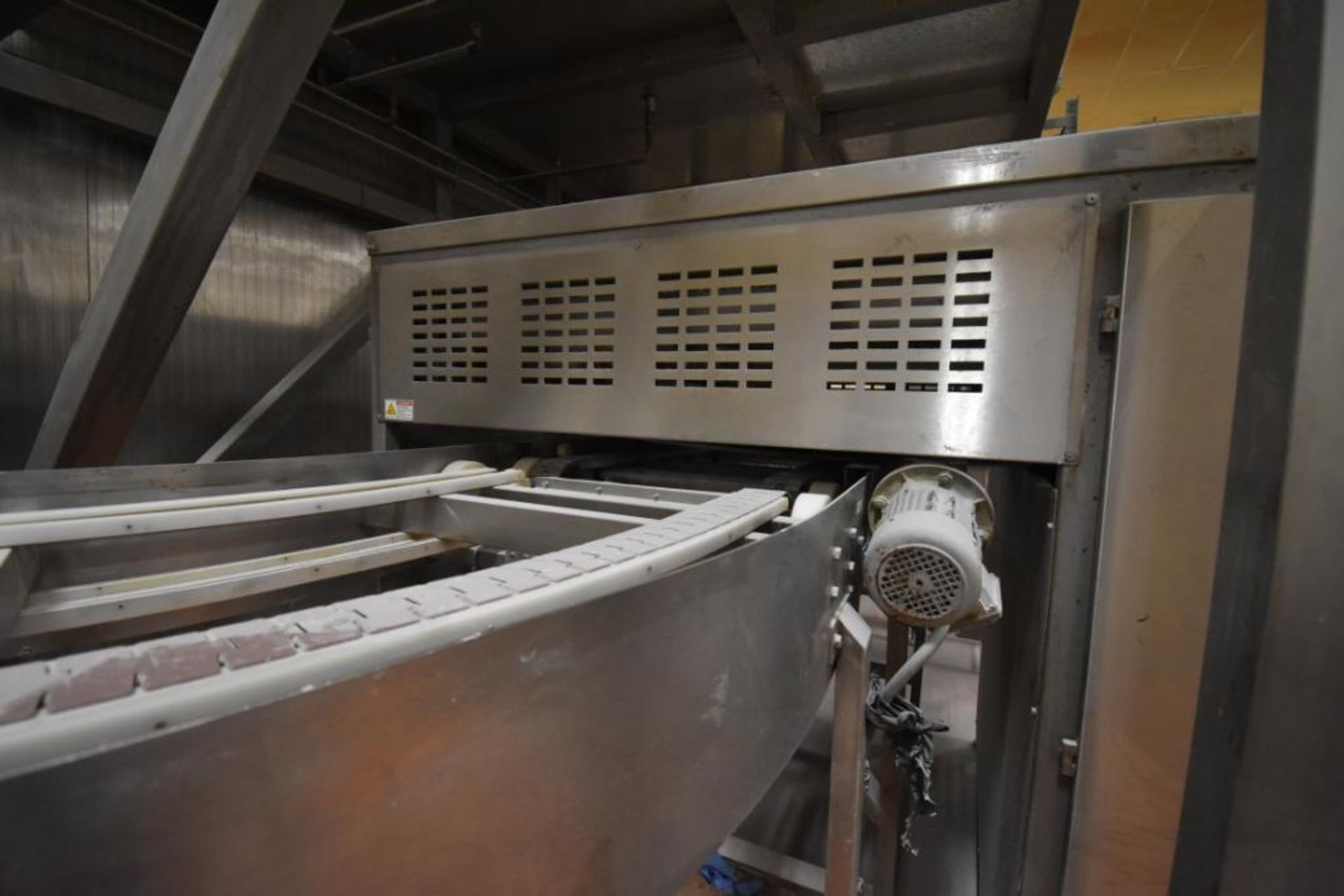 2007 Fritsch Laminator 3000 dough line - Image 252 of 280
