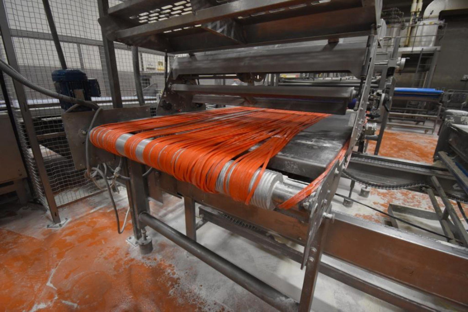 2007 Fritsch Laminator 3000 dough line - Image 178 of 280