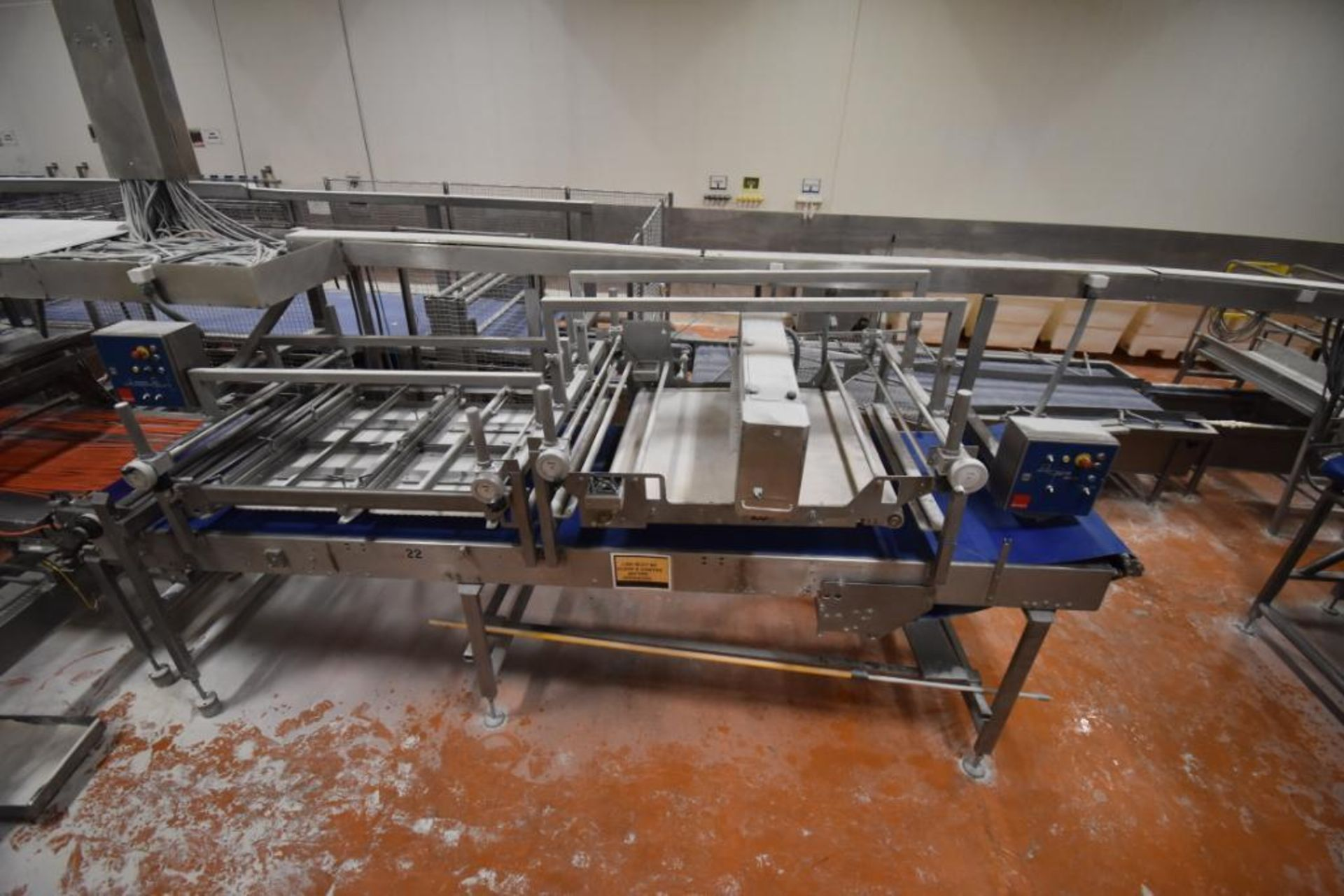 2007 Fritsch Laminator 3000 dough line - Image 239 of 280