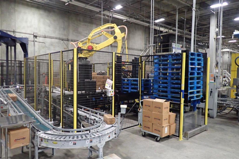Surplus food manufacturing, packaging equipment from Conagra Brands / Pinnacle Foods multiple locations