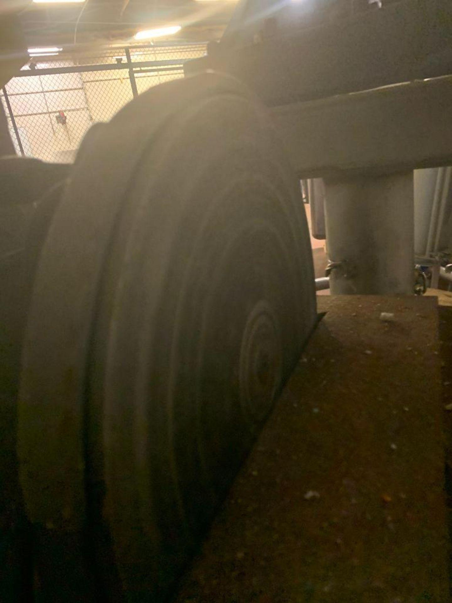 Lot 4317 - disc and belt combination sander