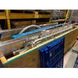 skid of (3) conveyors and parts