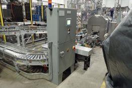case conveyor control panel