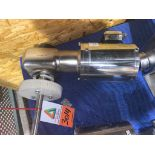 stainless steel wash down motor with drive