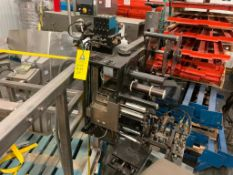 CTM box labeler on stand