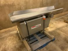 Heat and Control Fast Back Vibratory Conveyor